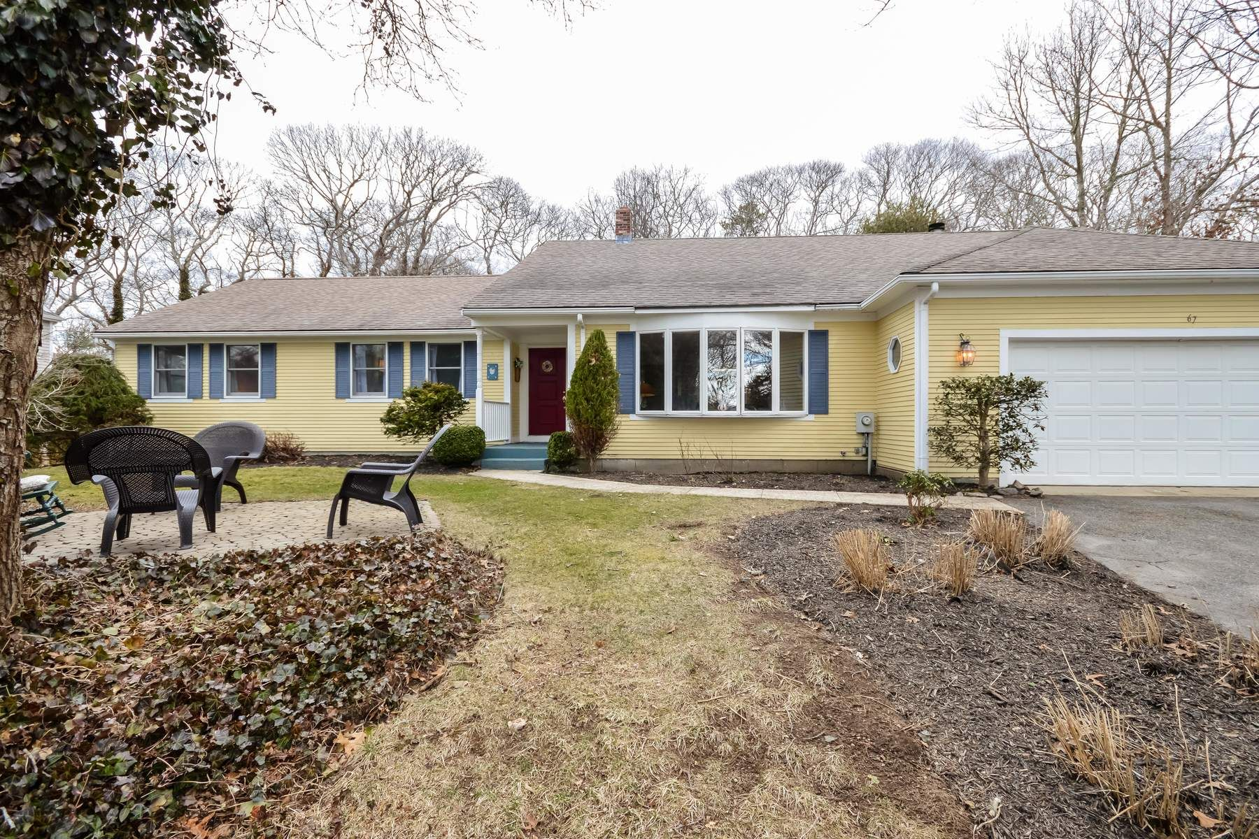 Single Family Home for Sale at 67 Alder Lane North Falmouth, Massachusetts, 02556 United States