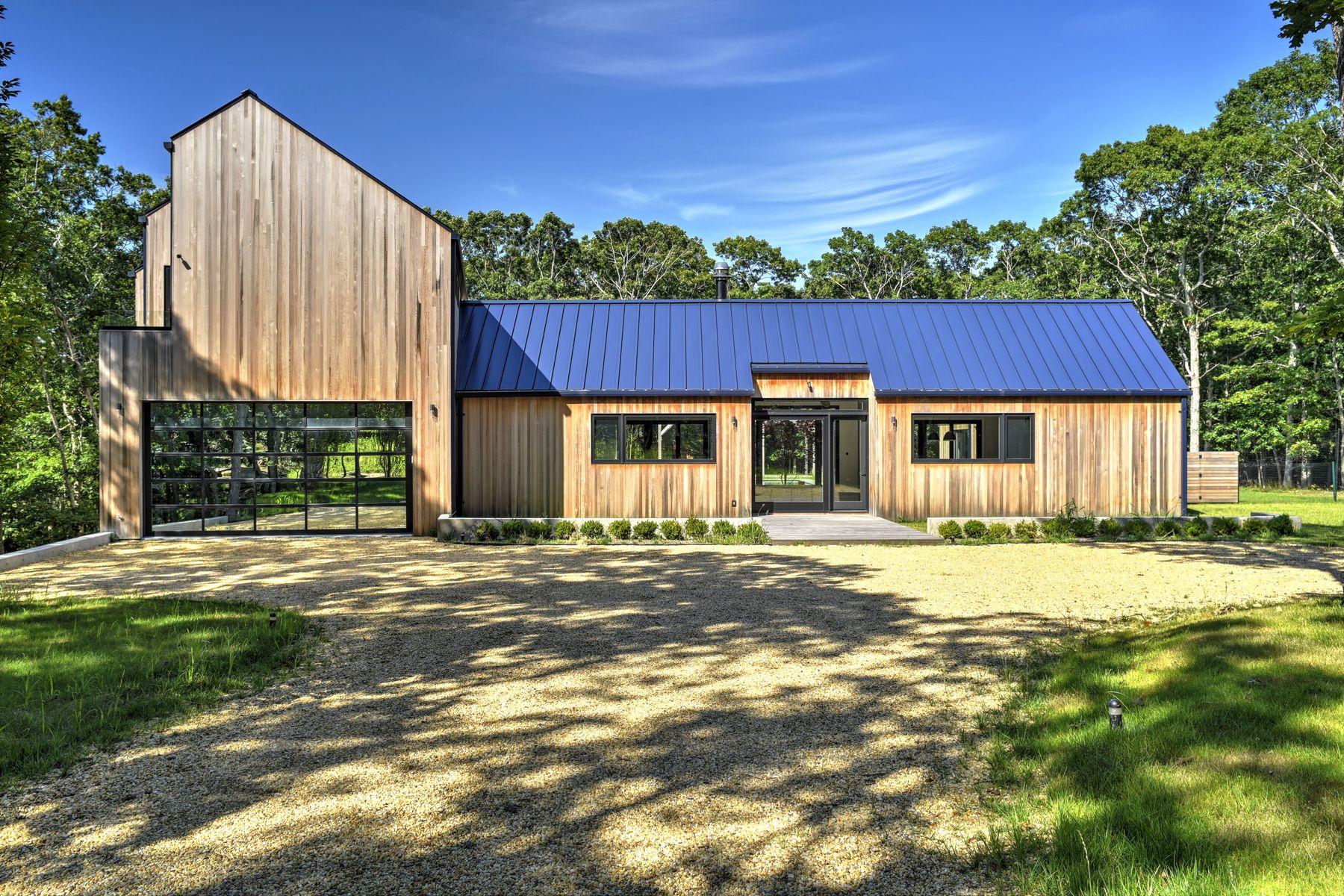 Single Family Home for Active at Atelier 22 By Studio Zung 22 Pepperidge Lane Amagansett, New York 11930 United States