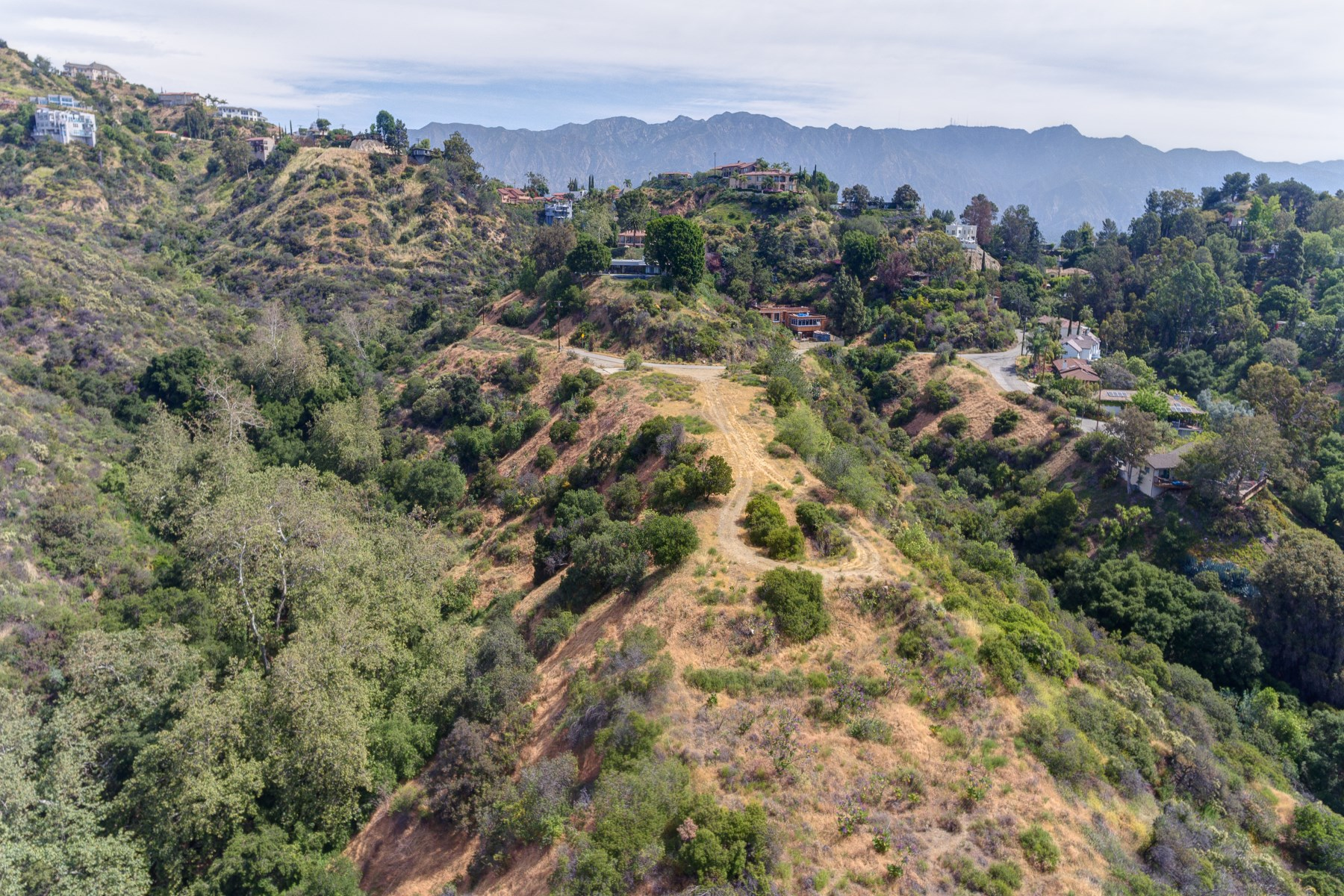 Land for Sale at Rare Promontory Vacant Land in Pasadena 1400 Wierfield Drive, Pasadena, California, 91105 United States