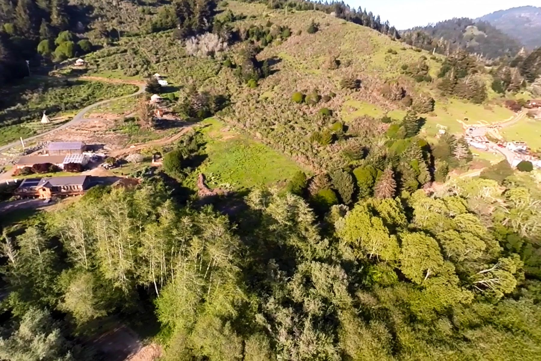 Vineyard Real Estate for Sale at 84-Acre Mendocino Coast Compound 29100 Camp 2 10 Mile Road Fort Bragg, California 95437 United States