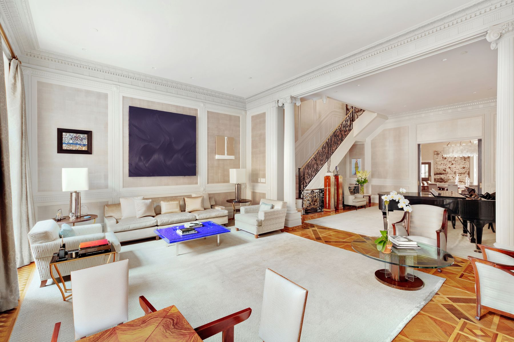 Townhouse for Sale at Six-Story Private Mansion Near Fifth 11 East 82nd Street, New York, New York 10028 United States