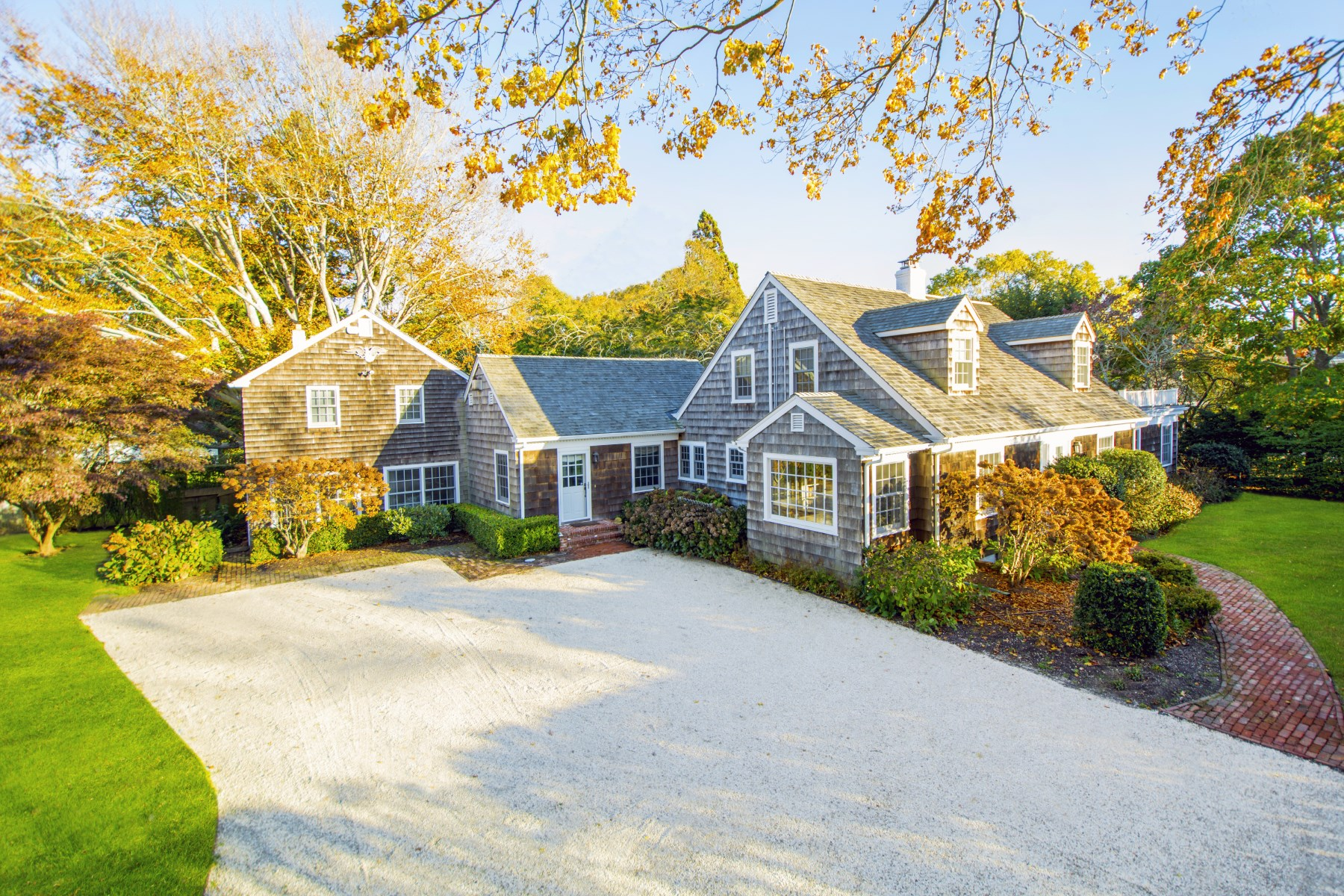 """Single Family Home for Rent at Lovely Sagaponack """"Cottage"""" with Pool 83 Sagg Main Street Sagaponack, New York 11962 United States"""