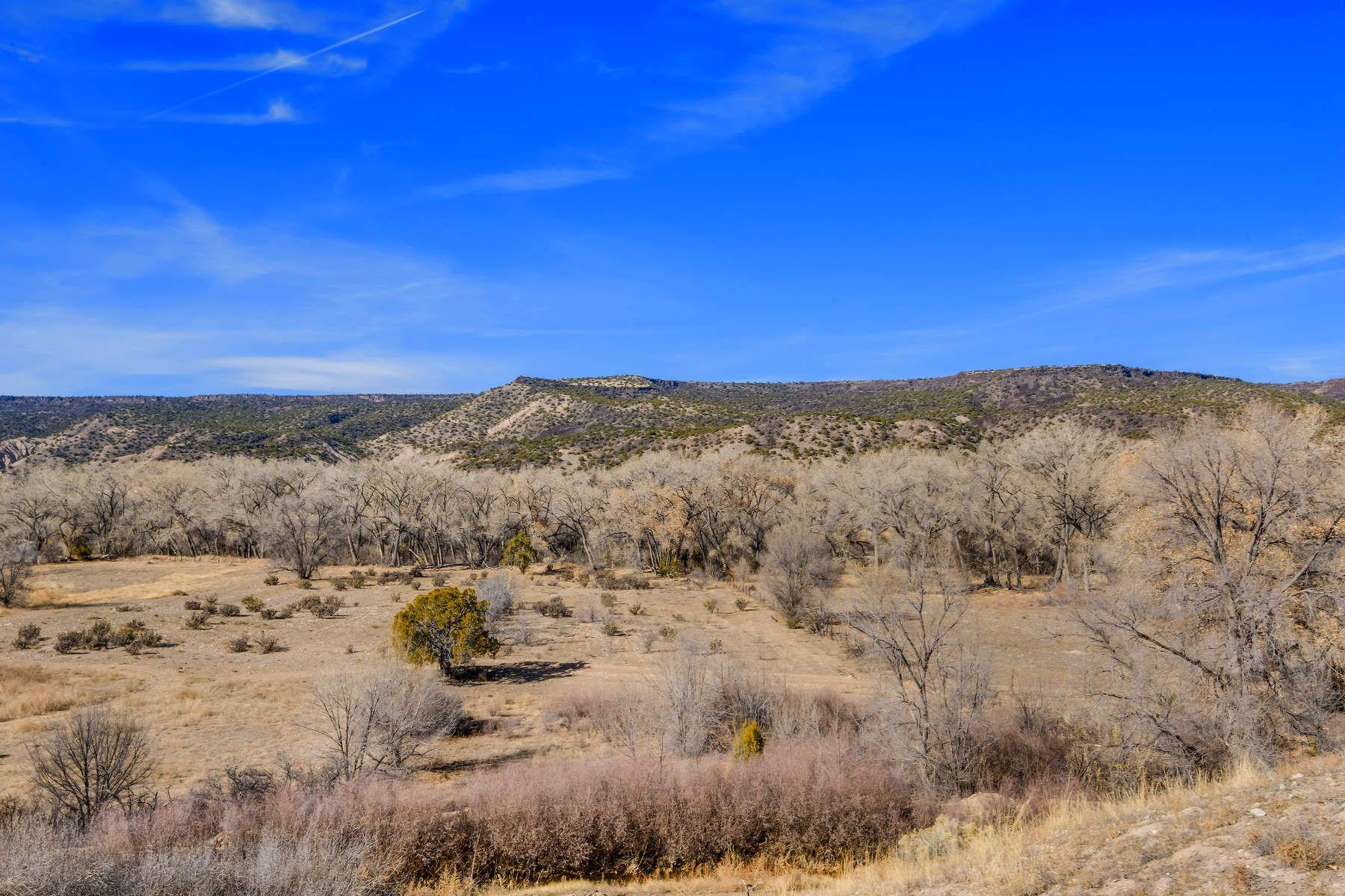 土地 為 出售 在 854 County Road 41 Velarde, 新墨西哥州, 87582 美國