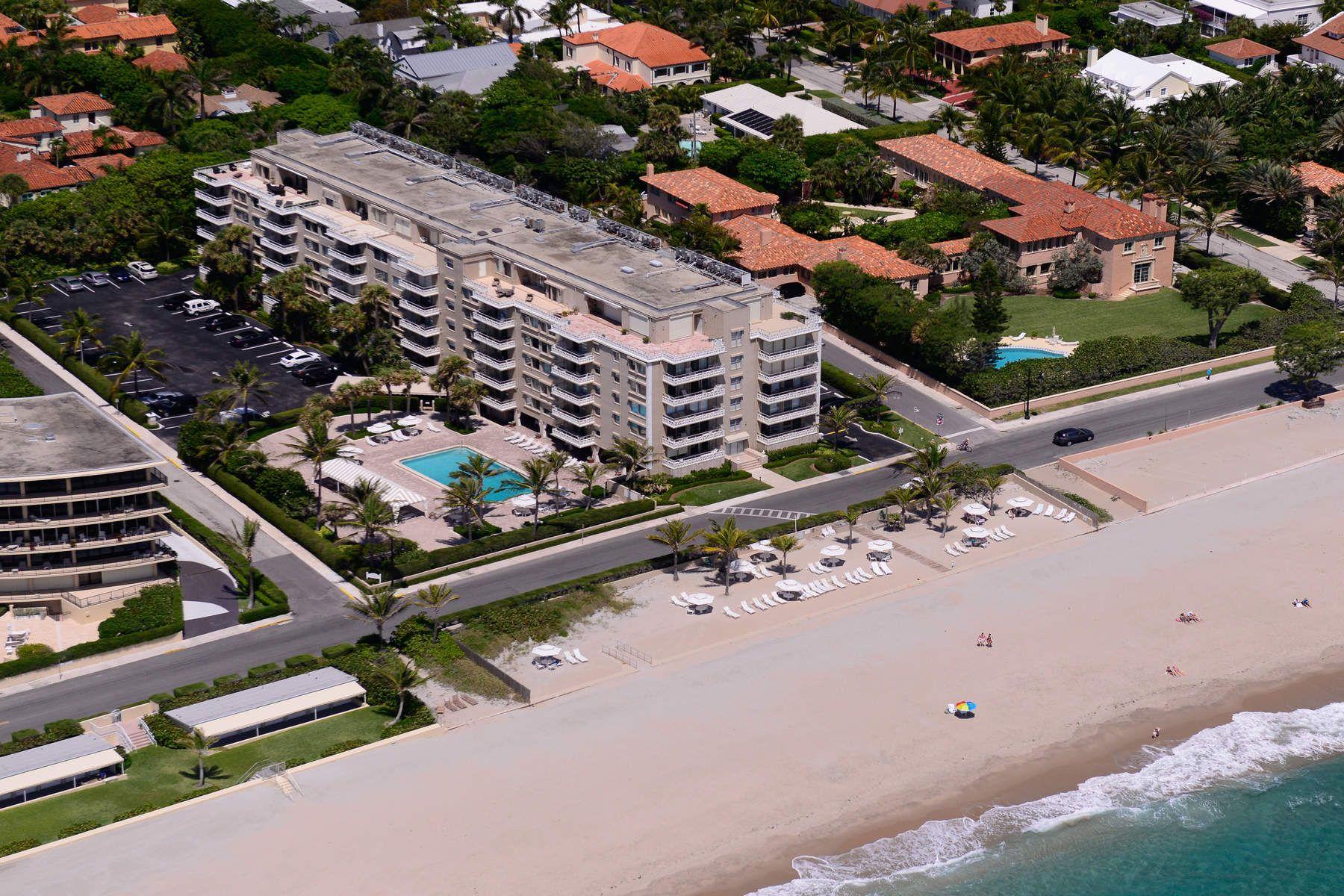 コンドミニアム のために 売買 アット 170 N Ocean Blvd 209 Palm Beach, フロリダ, 33480 アメリカ合衆国
