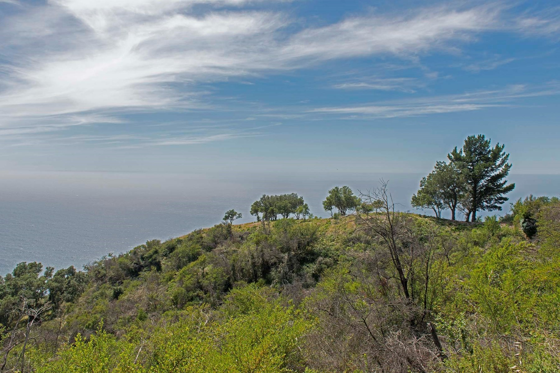 Land for Sale at Panoramic Ocean and Mountain Views Highway 1 At Santa Lucia Ranch Big Sur, California 93920 United States
