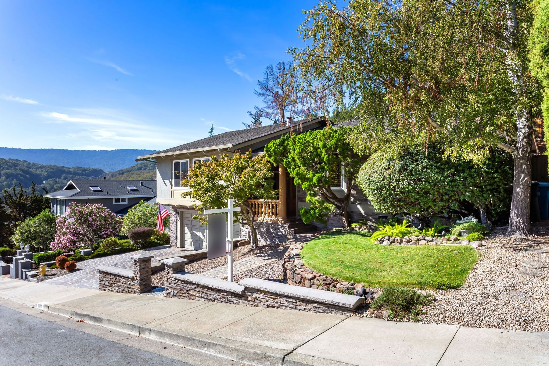 Single Family Home for Active at San Carlos Living With High End Upgrades 1318 Crestview Dr San Carlos, California 94070 United States
