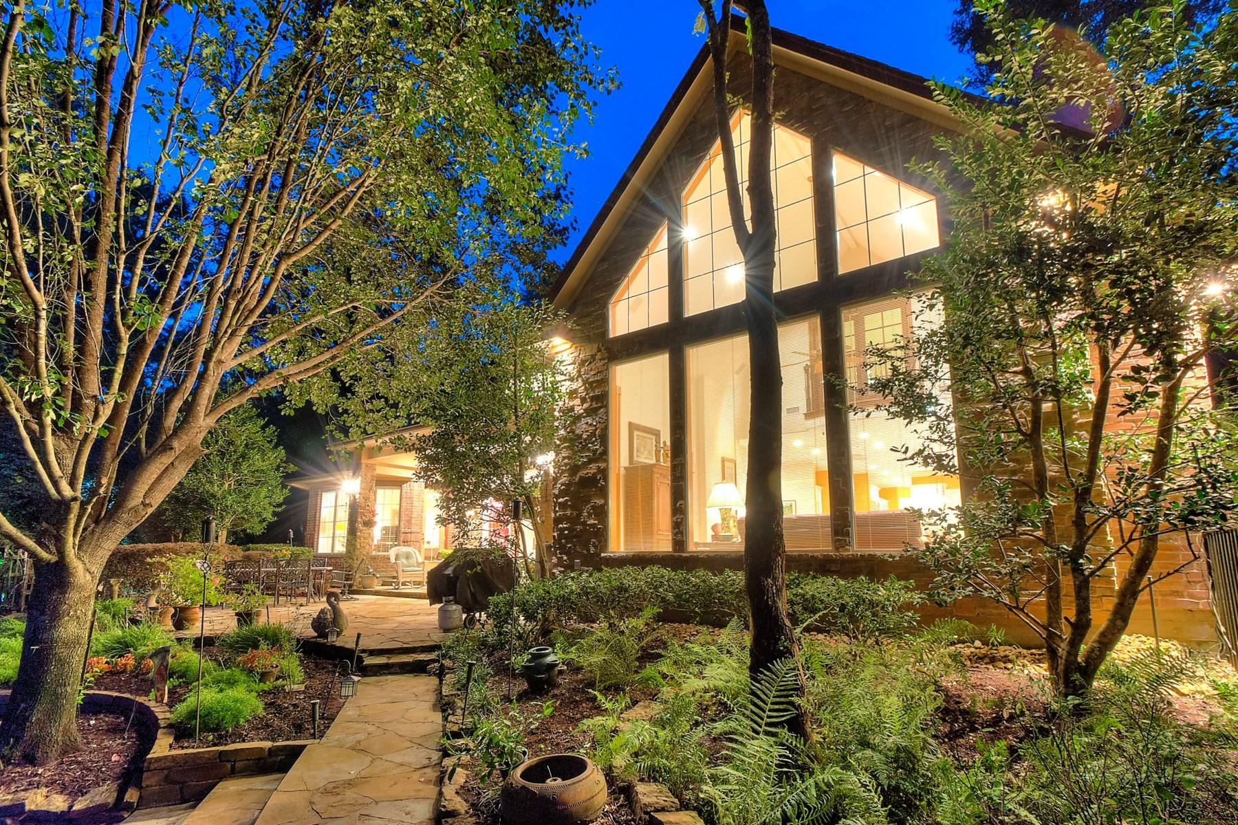 Casa Unifamiliar por un Venta en 14619 Overbrook Lane Pinehurst, Texas 77362 Estados Unidos