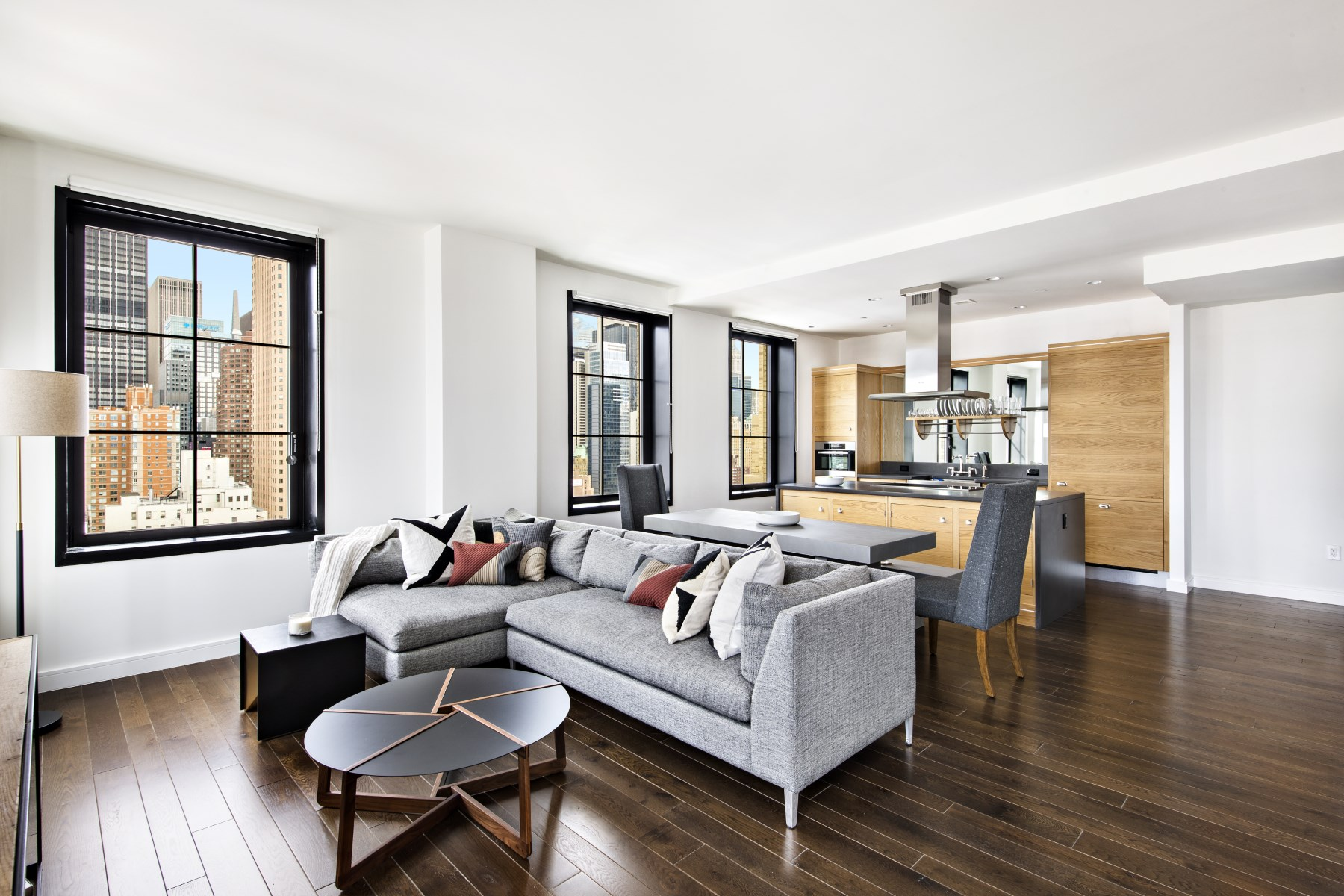 Condominium for Sale at 425 West 50th Street, Apt. PHC 425 West 50th Street PH C Midtown West, New York, New York, 10019 United States