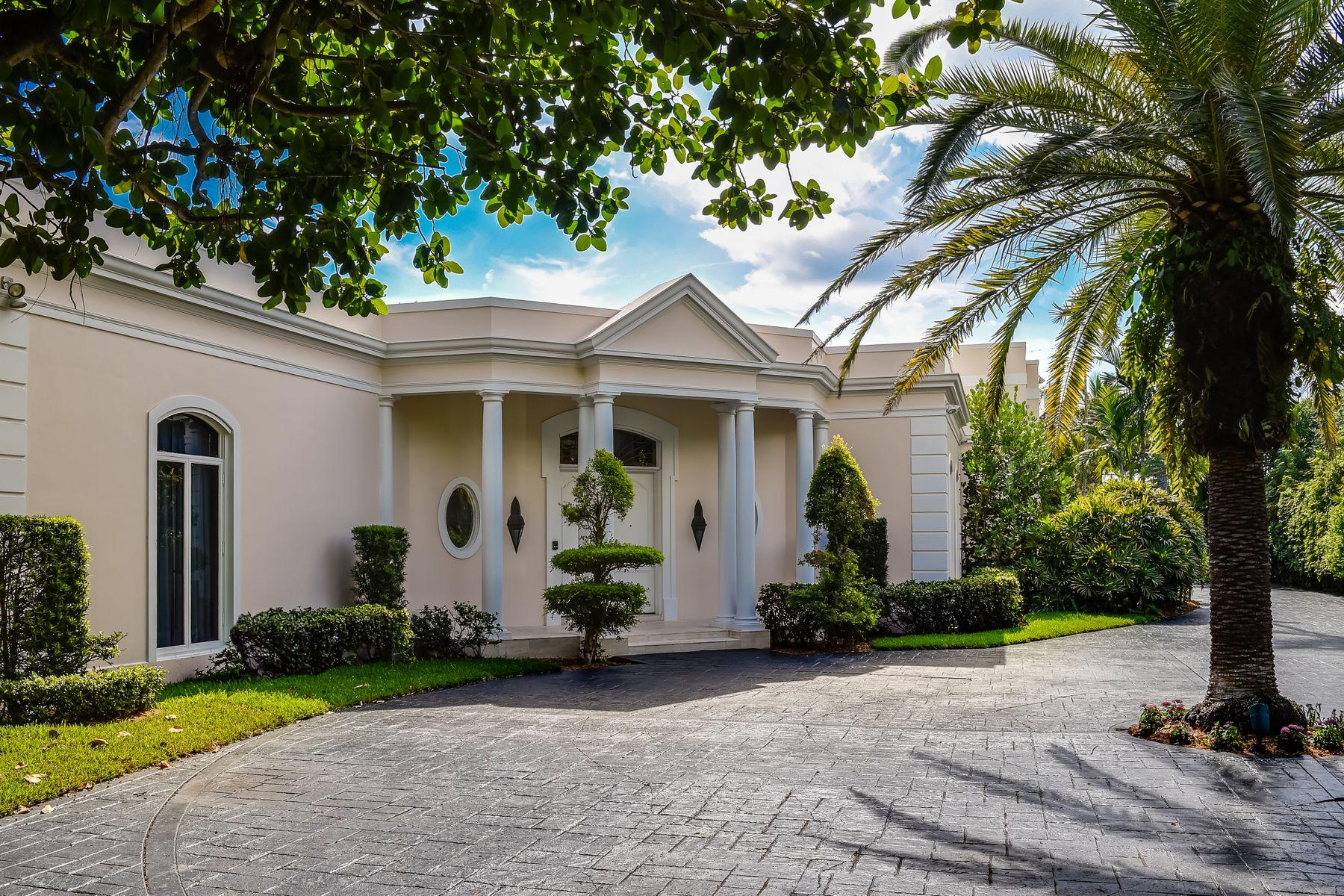 single family homes for Active at Elegant Regency 150 El Vedado Rd Palm Beach, Florida 33480 United States