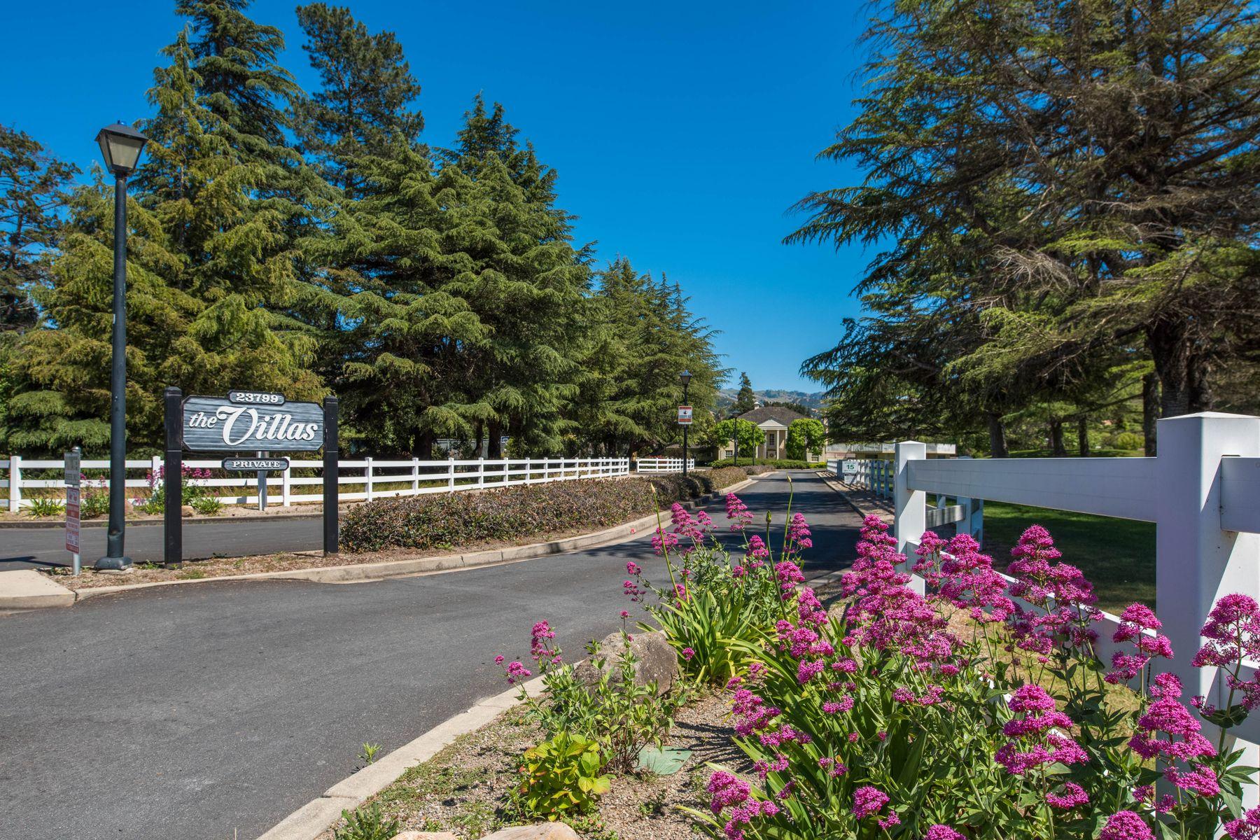 Condominiums for Sale at Golf Course Community 23799 Monterey Salinas Highway #27 Salinas, California 93908 United States