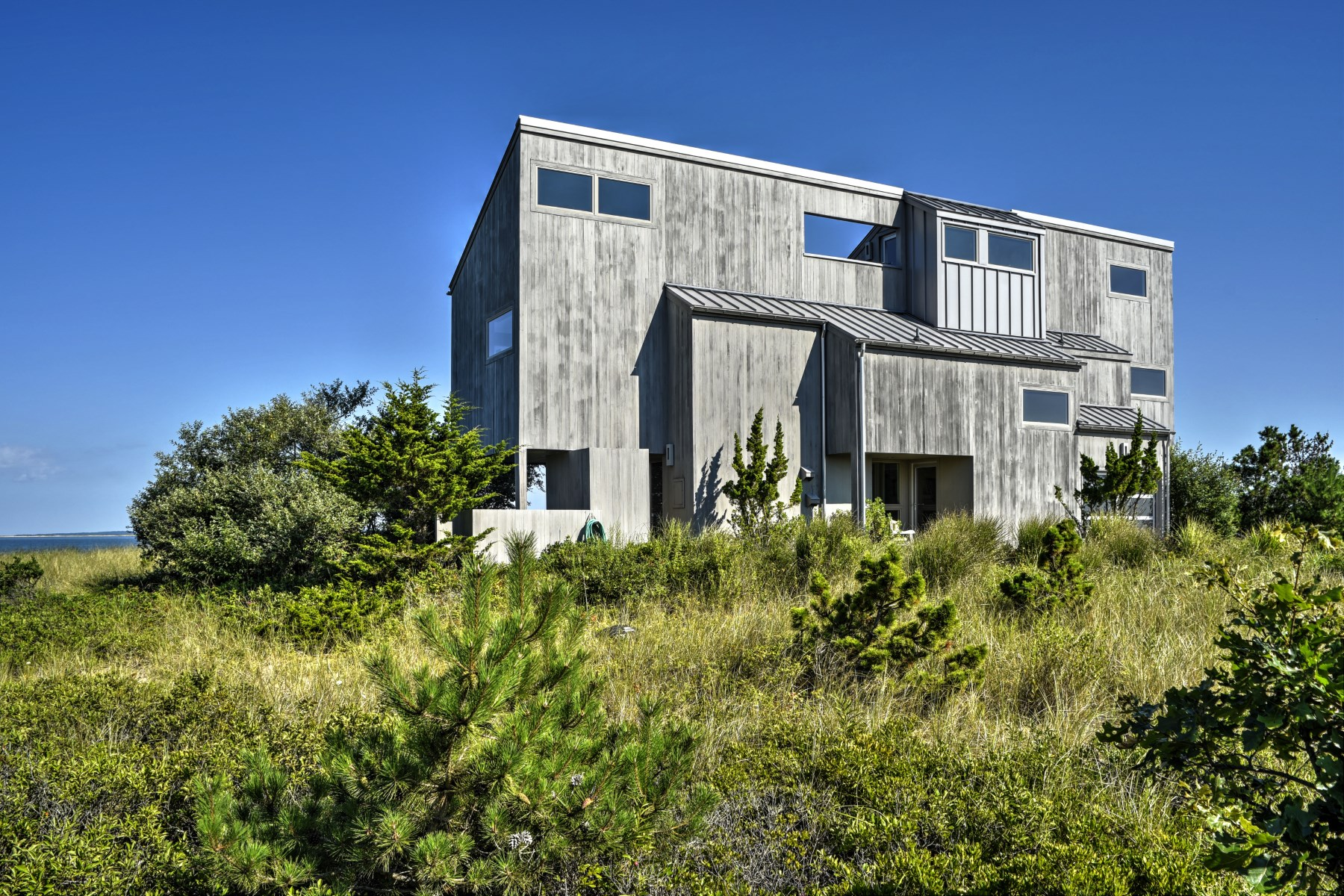 Vivienda unifamiliar por un Venta en Sexy Private Amagansett Beach House 52 Private Road, Amagansett, Nueva York, 11930 Estados Unidos