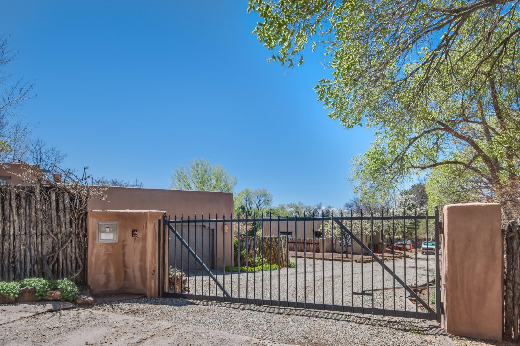 Terreno por un Venta en 354 Hillside Avenue Santa Fe City Northeast, Santa Fe, Nuevo Mexico, 87501 Estados Unidos
