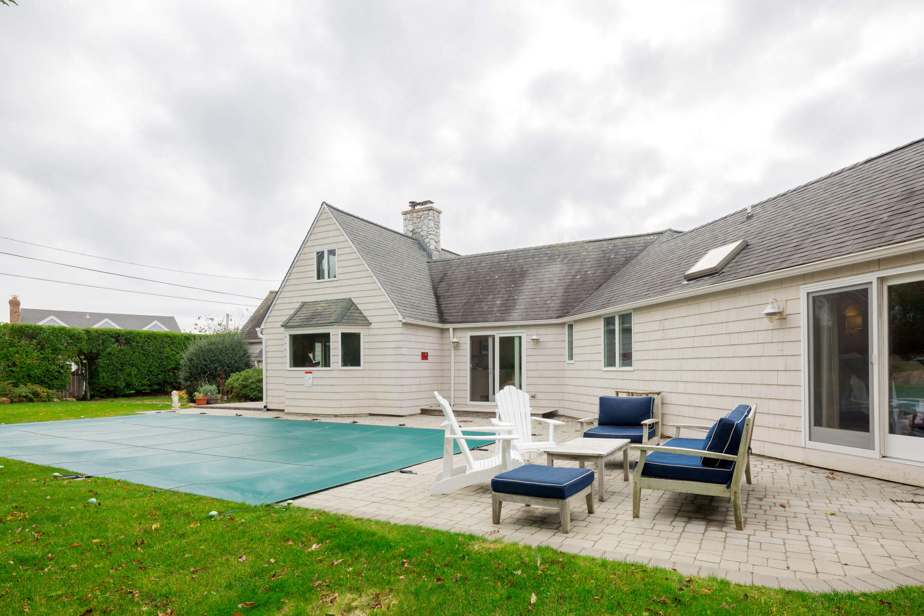 Single Family Home for Rent at Montauk Summer Oasis 23 South Delphi Street Montauk, New York 11954 United States