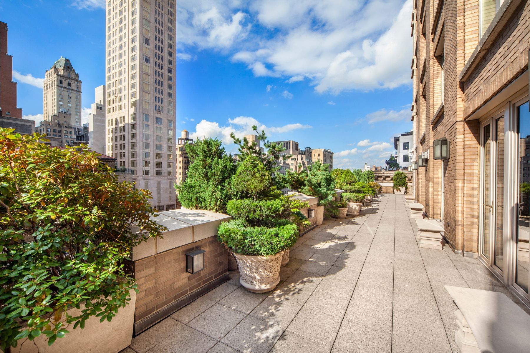Condominio por un Venta en Spectacular Terraces on Park Avenue 515 Park Avenue 15/16 New York, Nueva York 10022 Estados Unidos