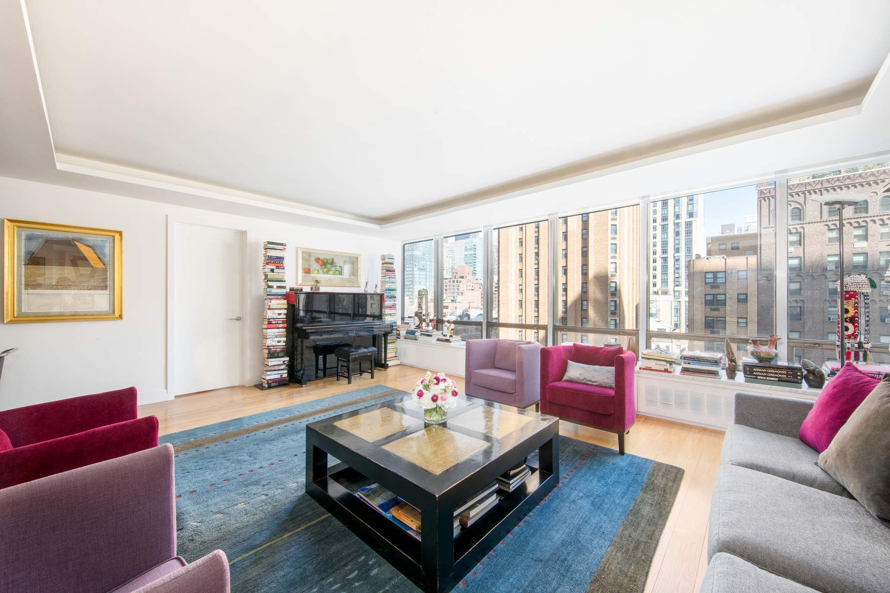 Co-op for Sale at 860 United Nation Plaza Apt 9D Midtown East, New York, New York, 10017 United States