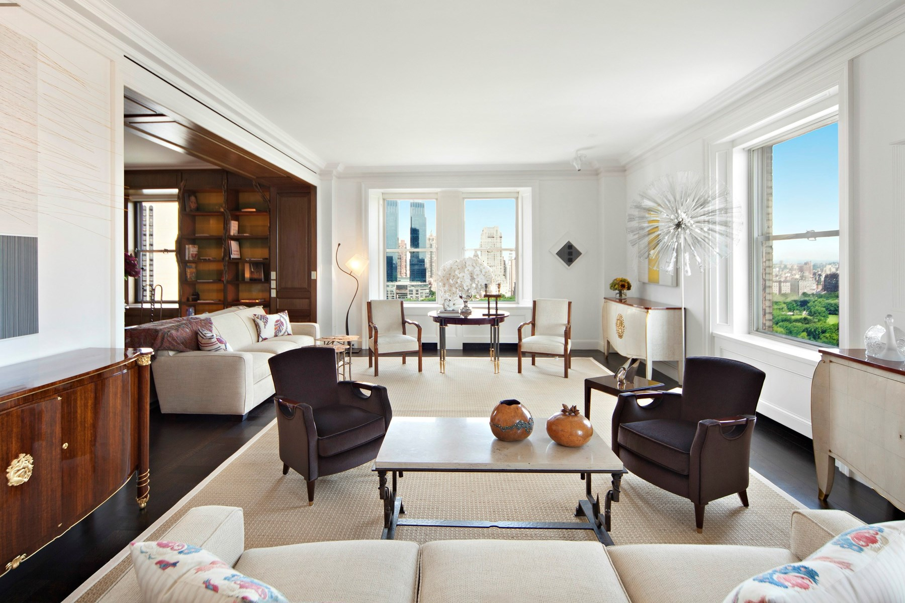 Co-op for Sale at Pierre Hotel Perfection 795 Fifth Avenue Apt 30/31, Upper East Side, New York, New York, 10065 United States