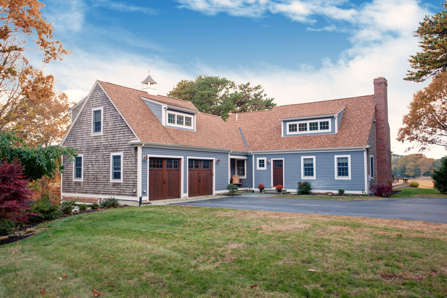 Single Family Home for Active at 11 Fort Hill Road East Sandwich, Massachusetts 02537 United States