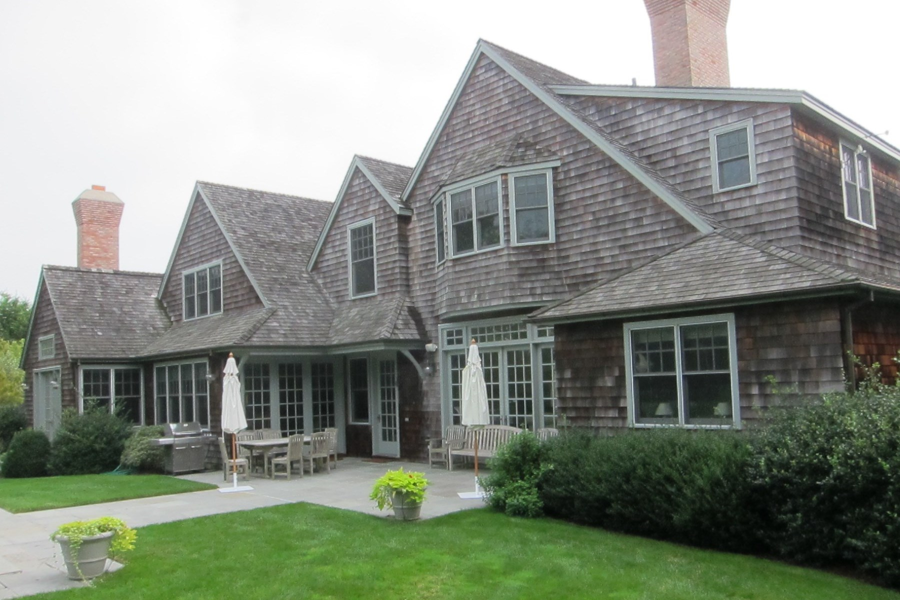 single family homes for Rent at Sagaponack South, Pool and Tennis Sagaponack, New York 11962 United States
