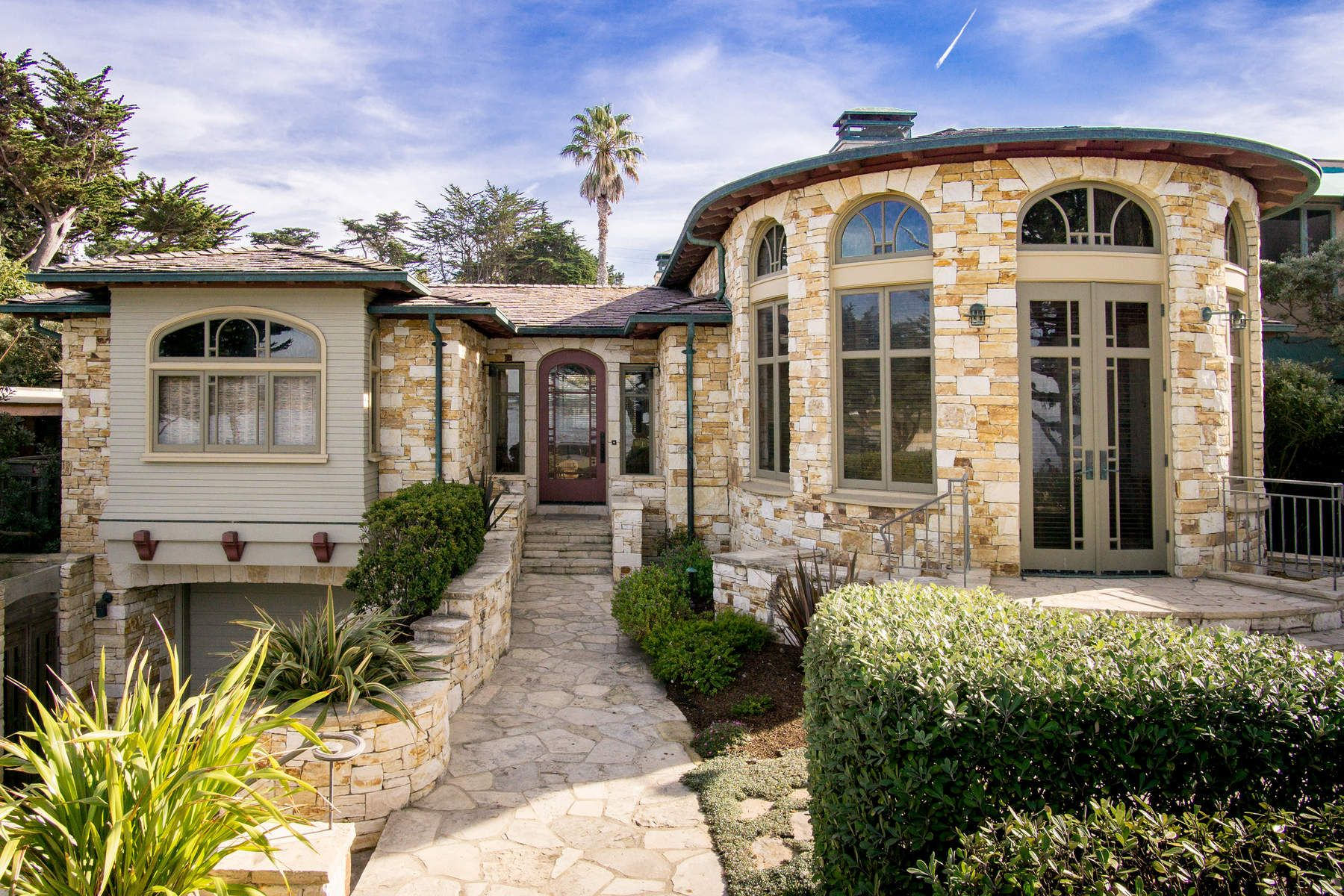 Single Family Home for Sale at Estate on Scenic Road 26077 Scenic Road Carmel, California 93923 United States