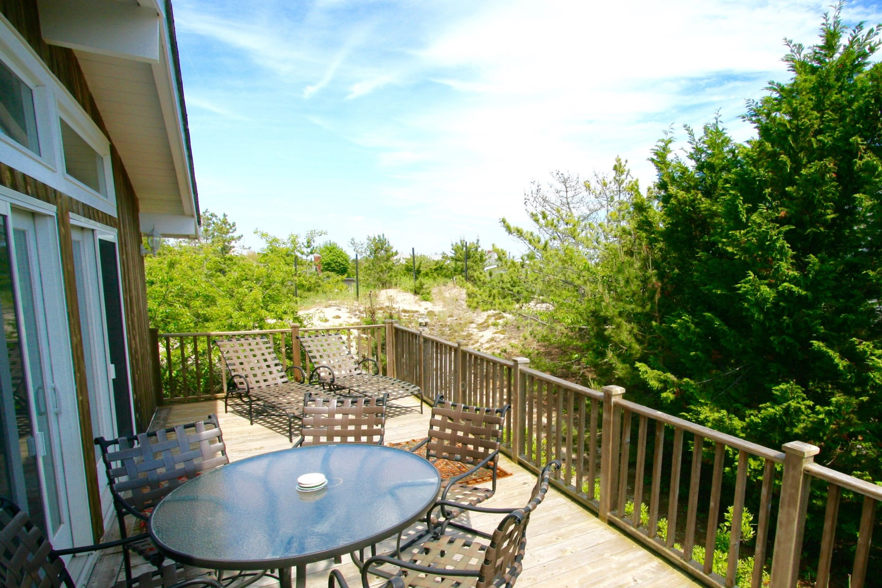 Single Family Home for Rent at Amagansett Dunes with Pool 26 Ocean Lane Amagansett, New York 11930 United States