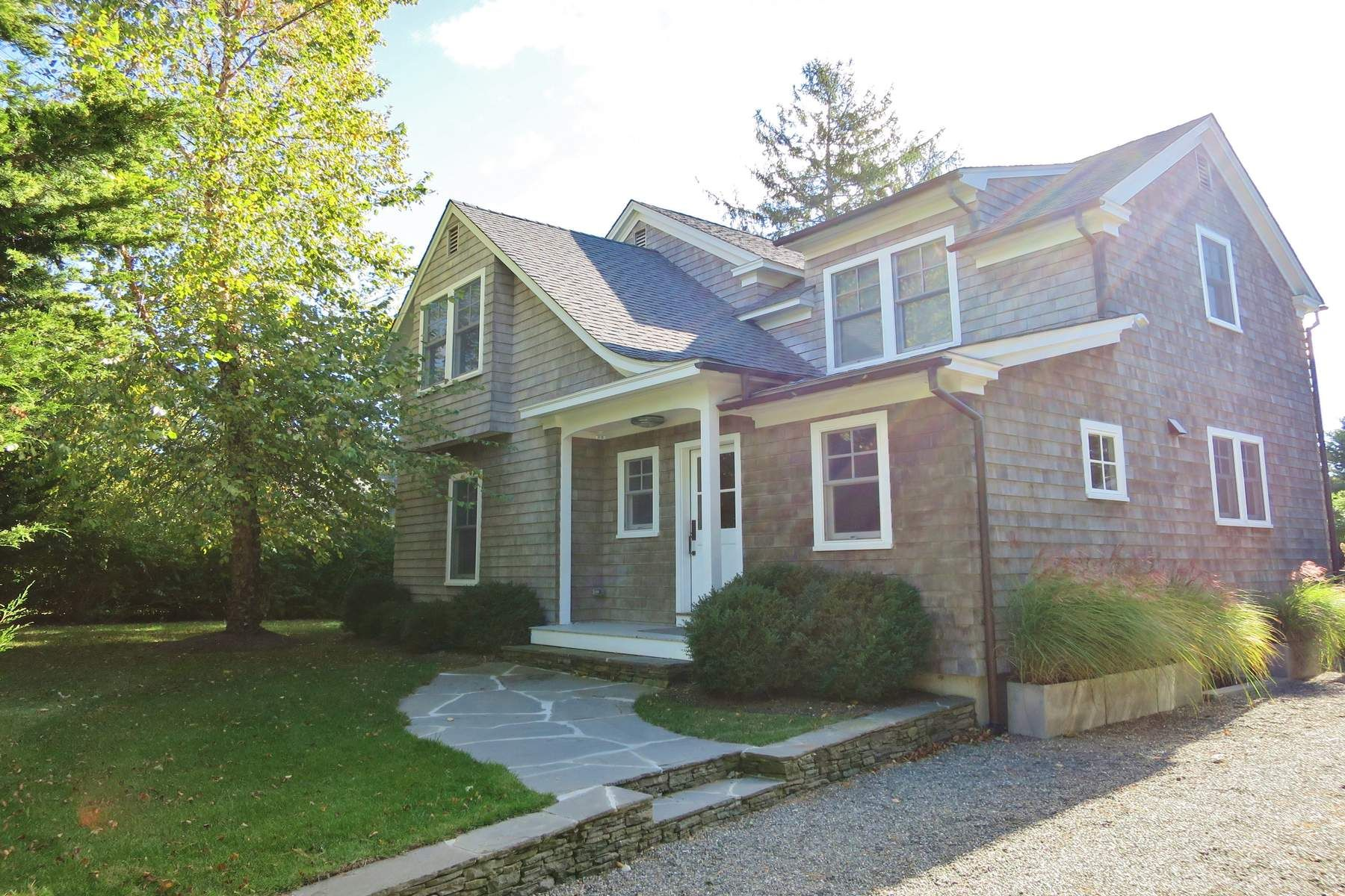 Single Family Home for Rent at PRISTINE HOME - SOUTHAMPTON SHORES Southampton, New York 11968 United States