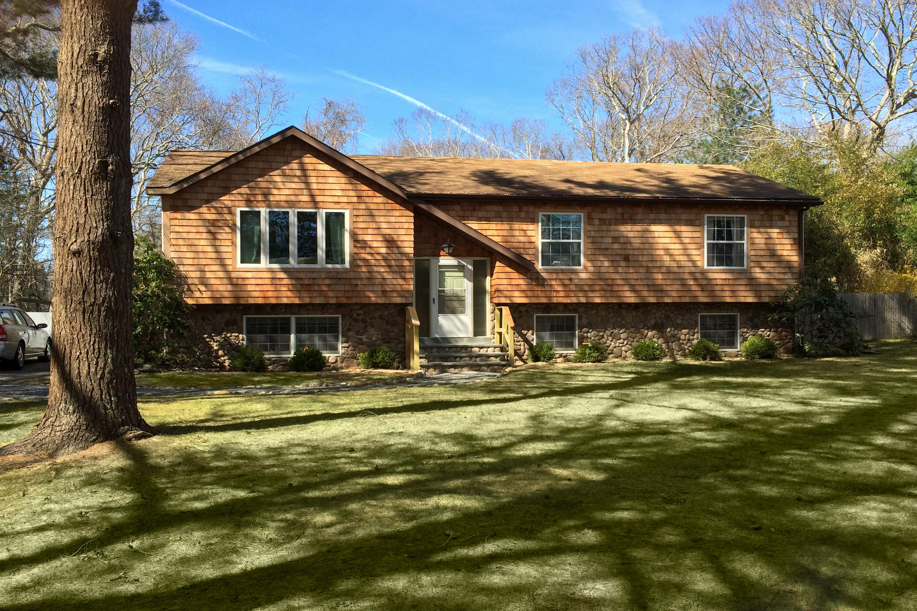 Single Family Home for Rent at Just Outside Of East Hampton Village 34 Wireless Road East Hampton, New York 11937 United States