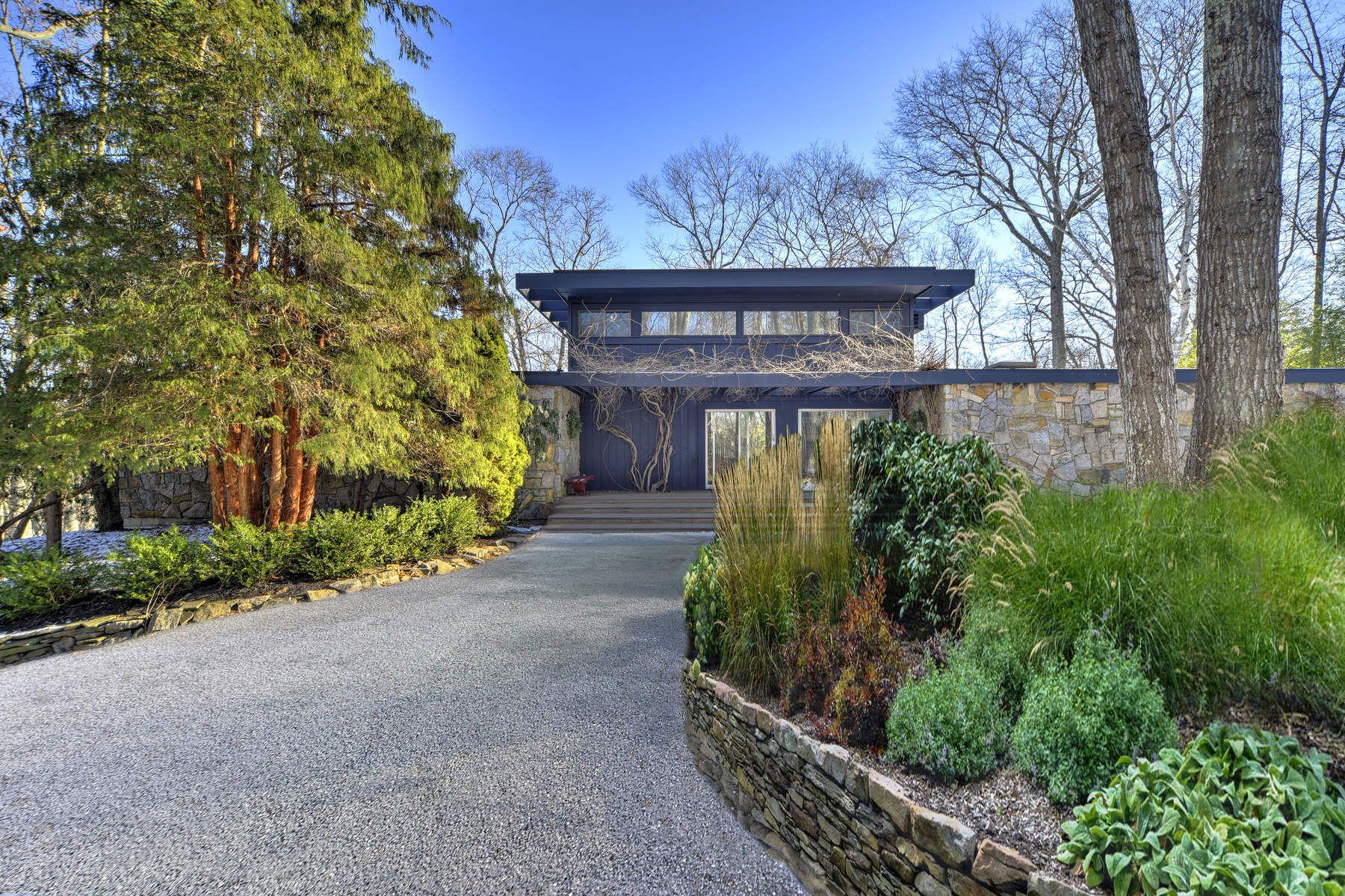 Tek Ailelik Ev için Satış at Mid-Century Style 2548 Deerfield Road, Sag Harbor, New York, 11963 Amerika Birleşik Devletleri