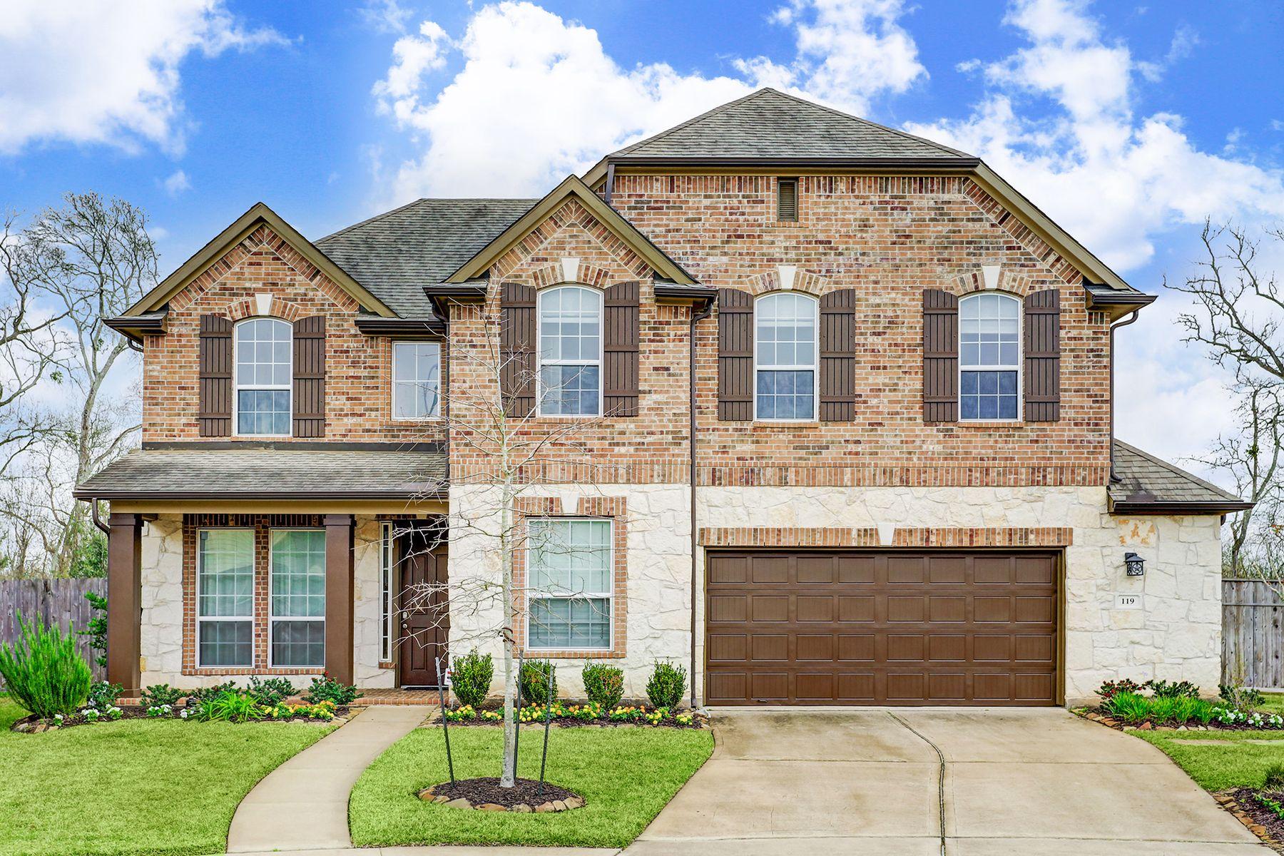 Single Family Homes 용 매매 에 Missouri City, 텍사스 77459 미국