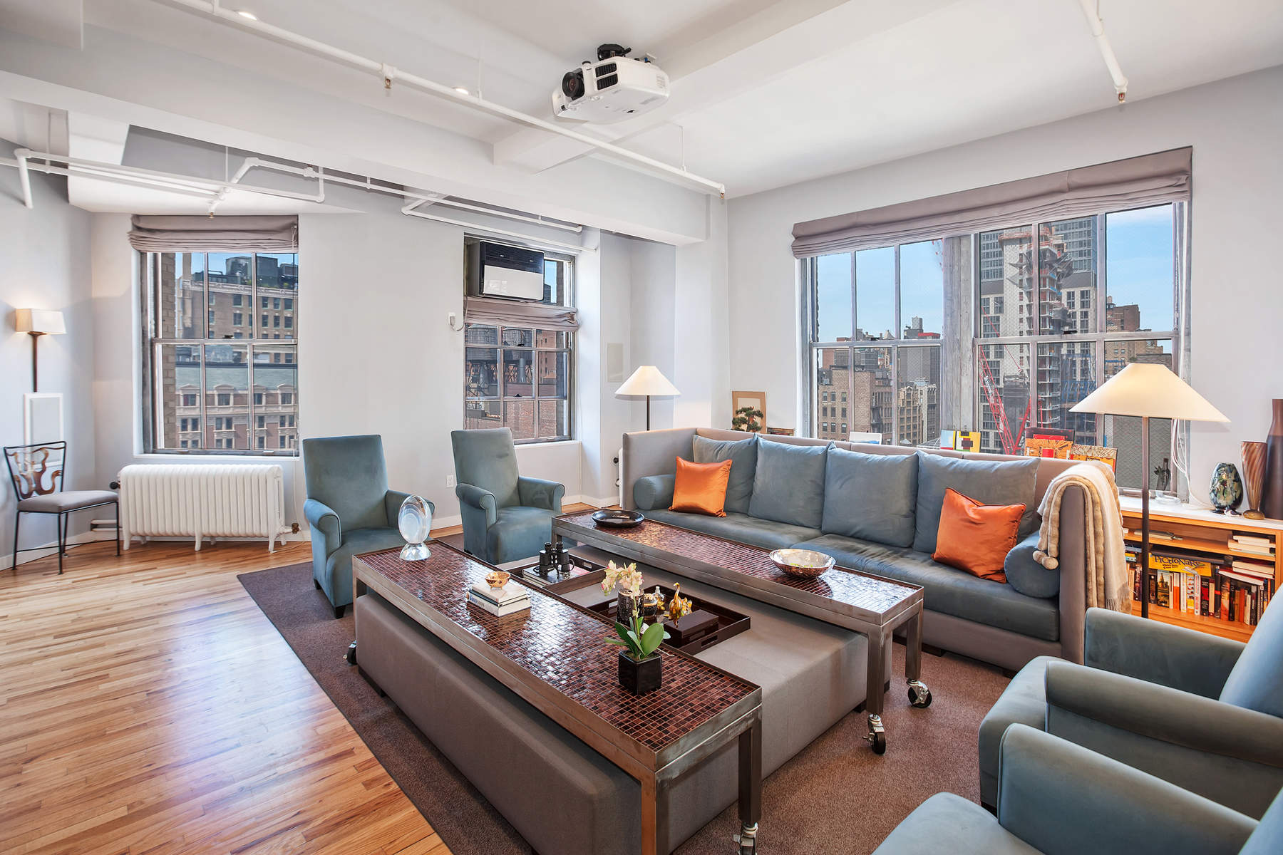 Co-op for Sale at HIGH FLOOR LIVE/WORK NOMAD LOFT 11 West 30th Street 14th Floor, Gramercy Park, New York, New York, 10016 United States