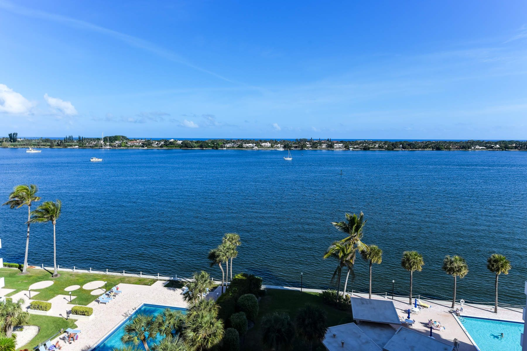 Condominium for Sale at Fantastic Penthouse - Intracoastal Views 2600 N Flagler Drive 1003, West Palm Beach, Florida, 33407 United States