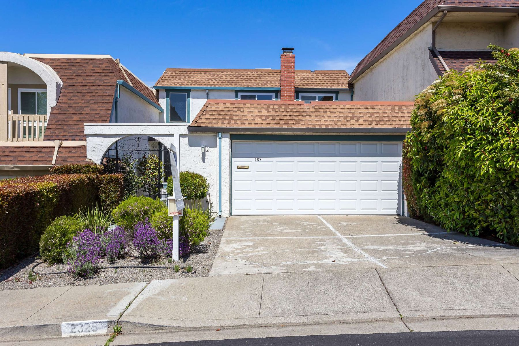Single Family Home for Active at Mid-Peninsula Home With Bay Views 2325 Hastings Dr Belmont, California 94002 United States