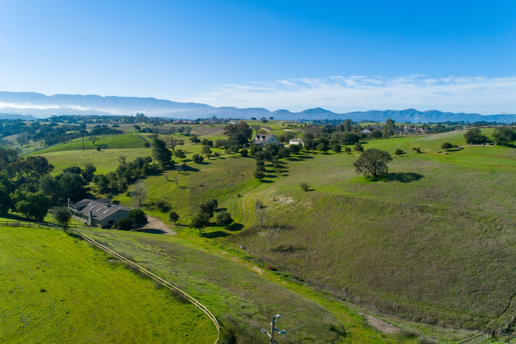 Vineyard Real Estate for Sale at Build In Ballard 2058 Adobe Canyon Road Solvang, California 93463 United States