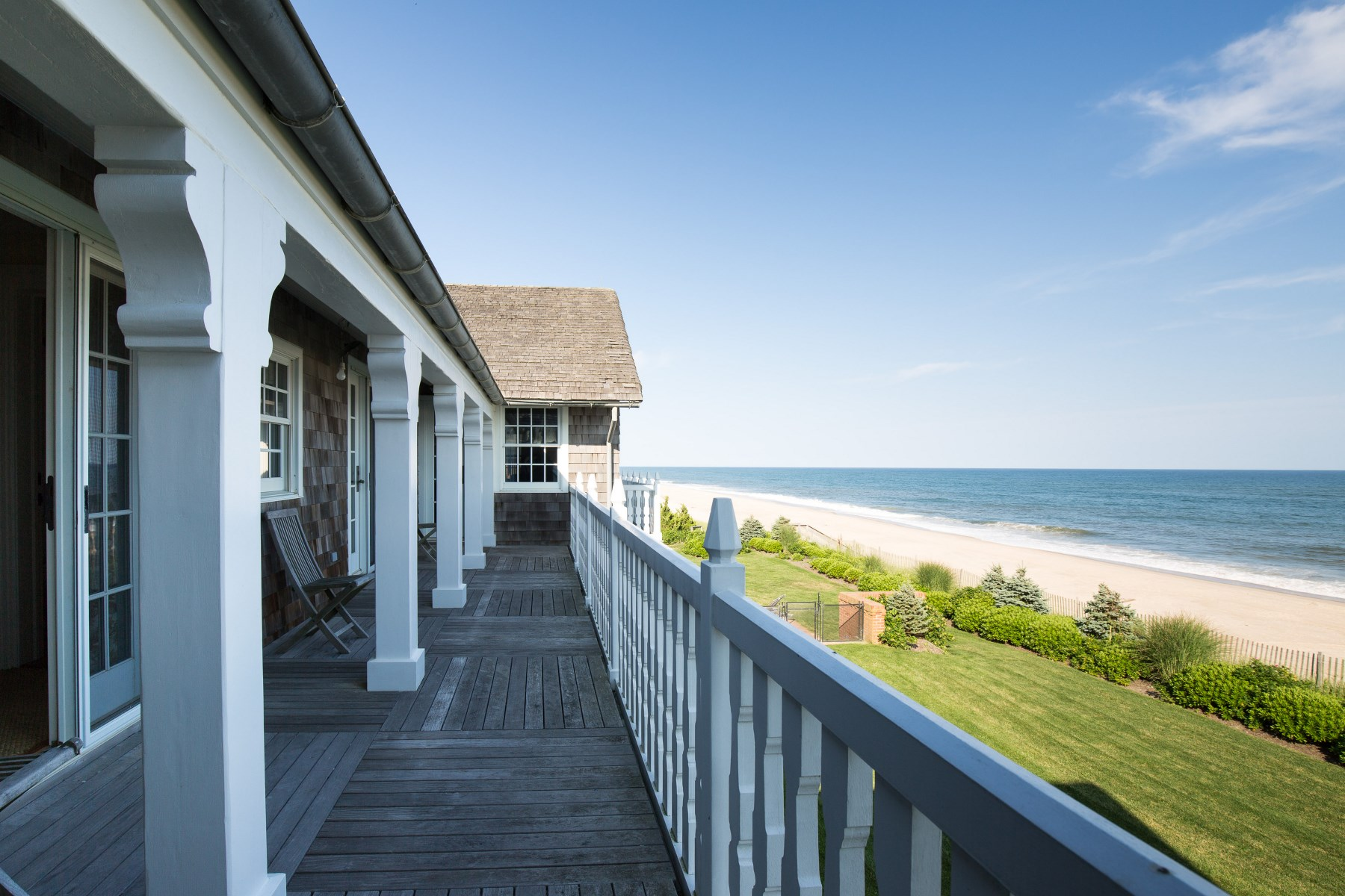 Single Family Home for Rent at Classic Oceanfront East Hampton, New York 11937 United States