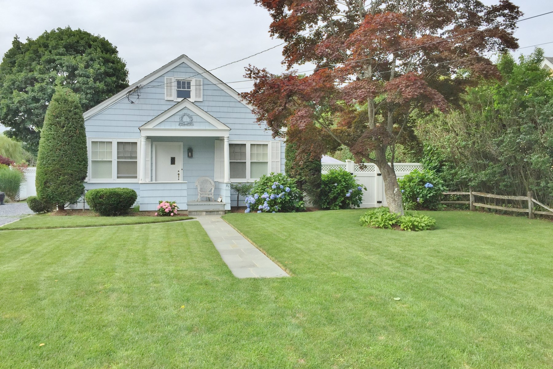 Single Family Home for Rent at Southampton Village Southampton, New York 11968 United States