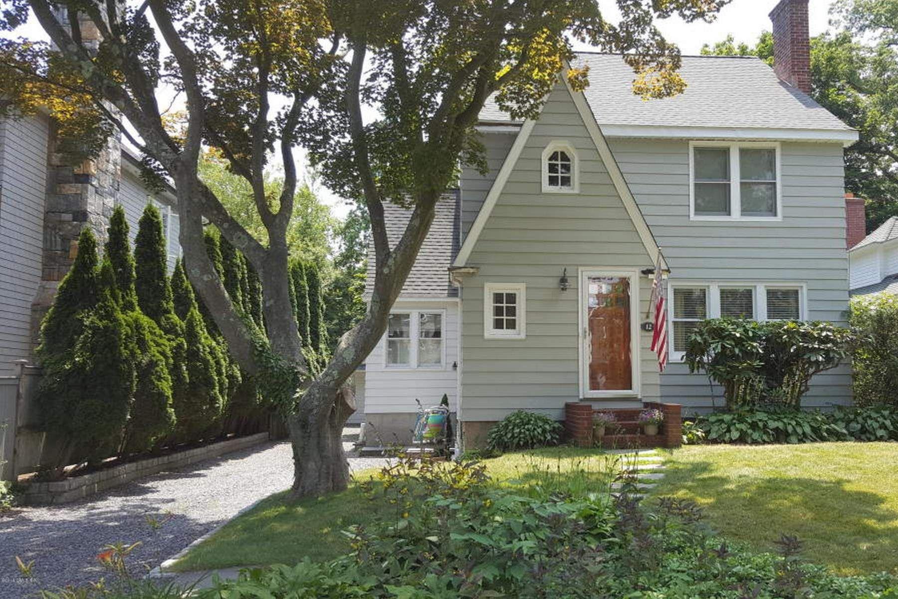 一戸建て のために 売買 アット 12 Irvine Road Old Greenwich, コネチカット, 06870 アメリカ合衆国