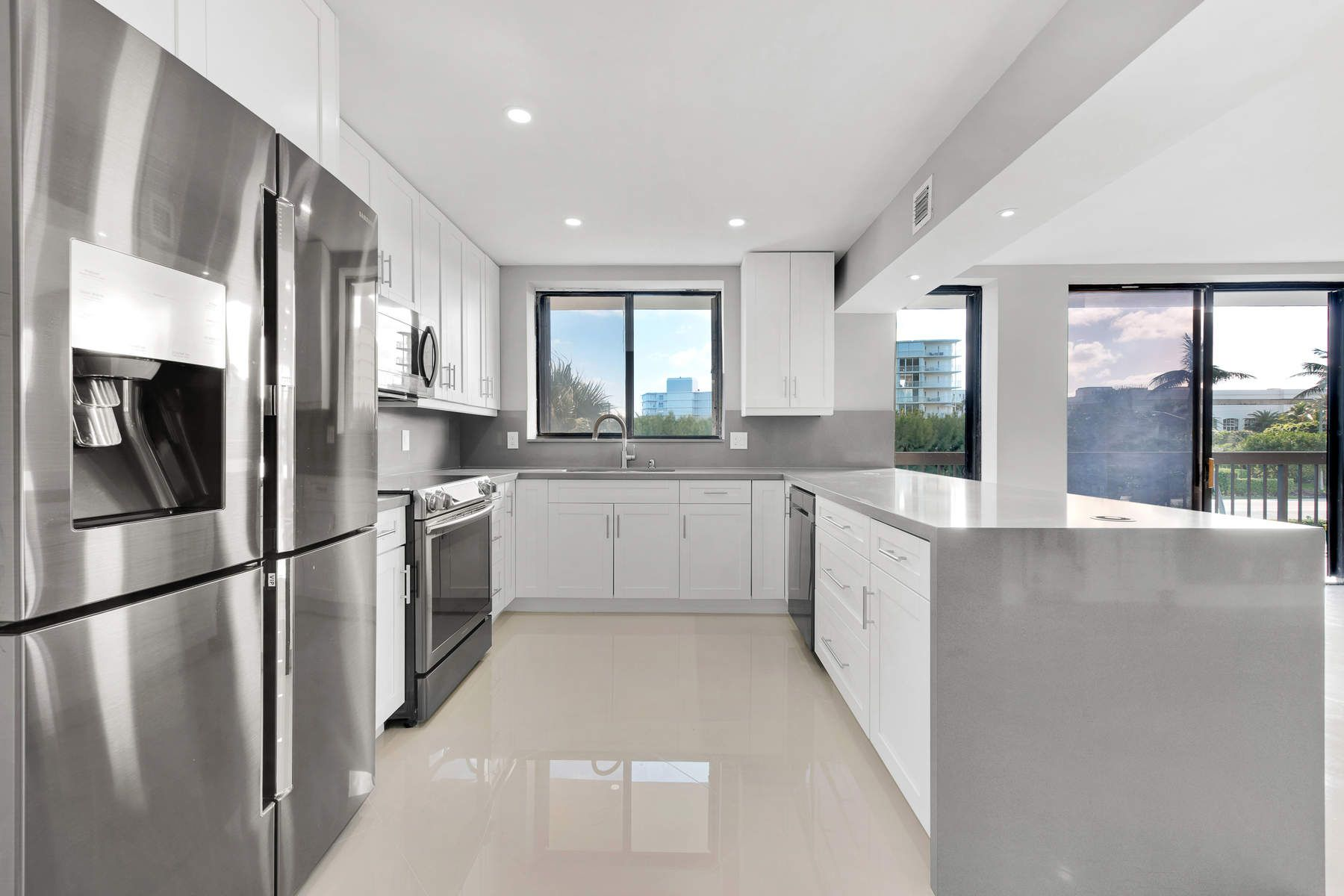 Condominium for Sale at Most Desirable Intracoastal Building 2778 S Ocean Blvd 204S, Palm Beach, Florida, 33480 United States