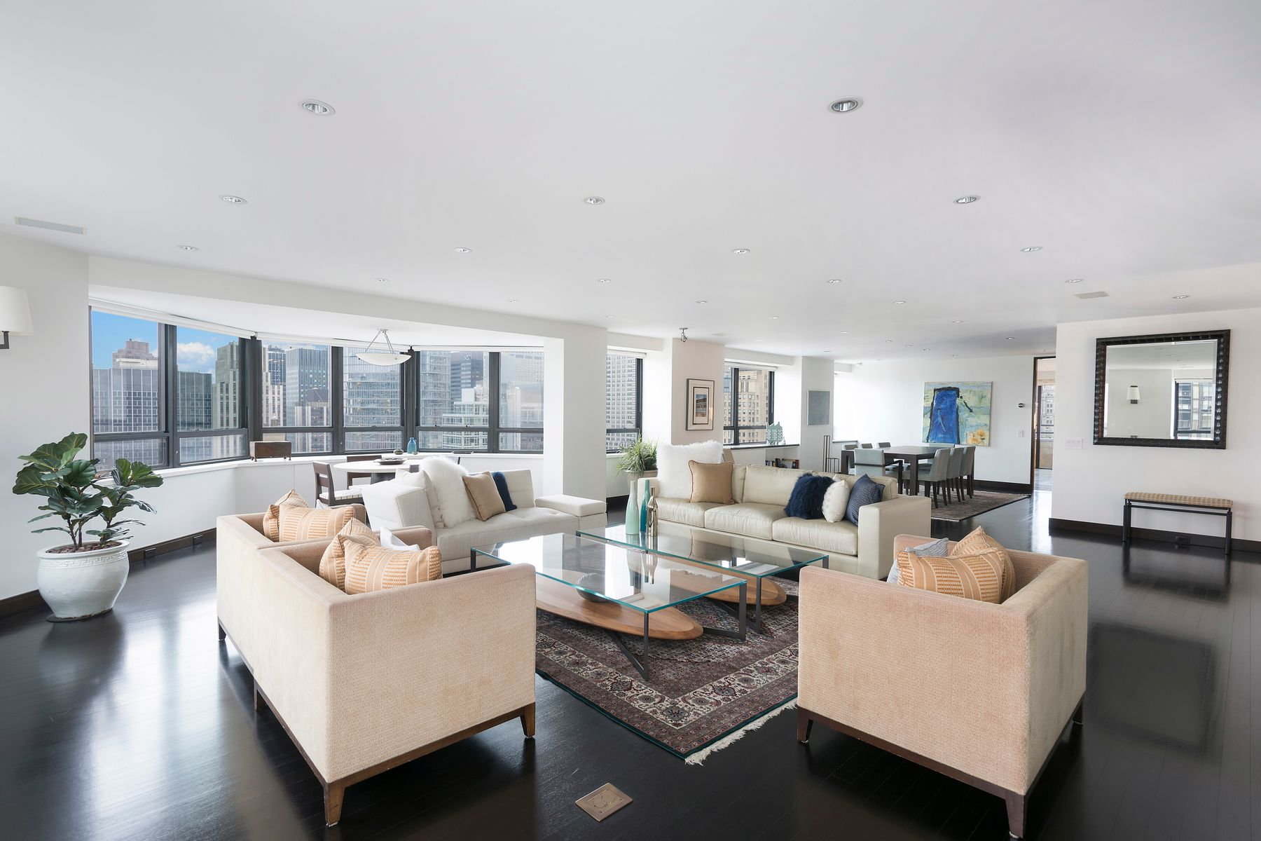 Condominiums for Sale at 240 East 47th Street, 39DEF 240 East 47th Street Apt 39DEF New York, New York 10017 United States