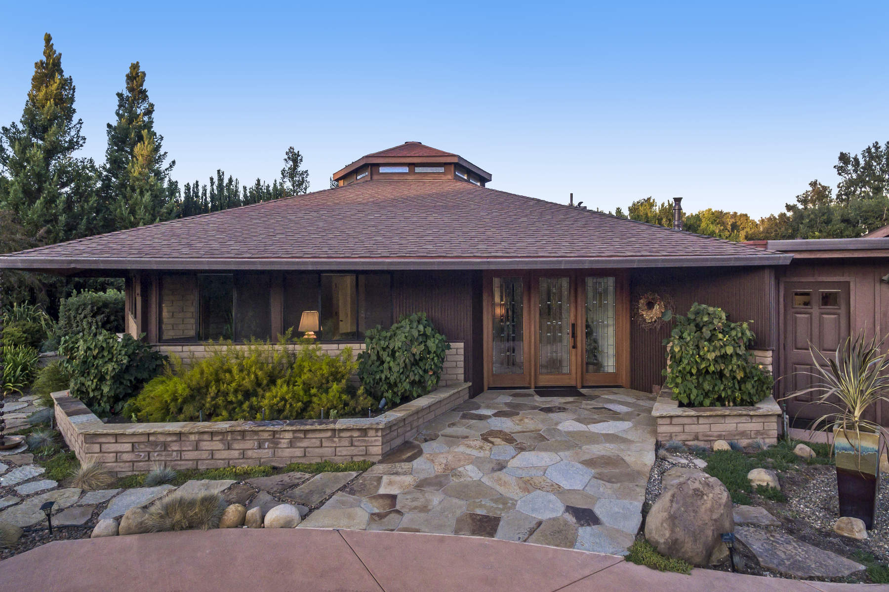 واحد منزل الأسرة للـ Sale في Mid Century Contemporary 1148 Oak Glen Road, Santa Ynez, California, 93460 United States