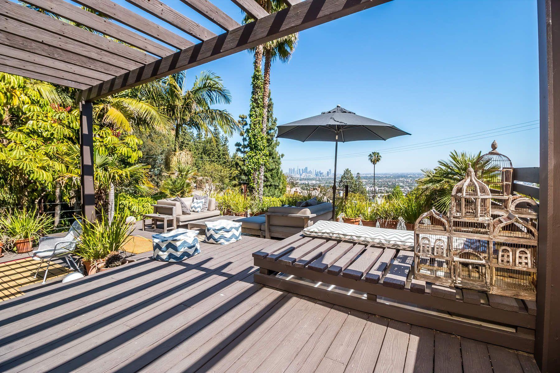 独户住宅 为 出租 在 1631 Marmont Ave 1631 Marmont Avenue, 洛杉矶, 加利福尼亚州, 90069 美国