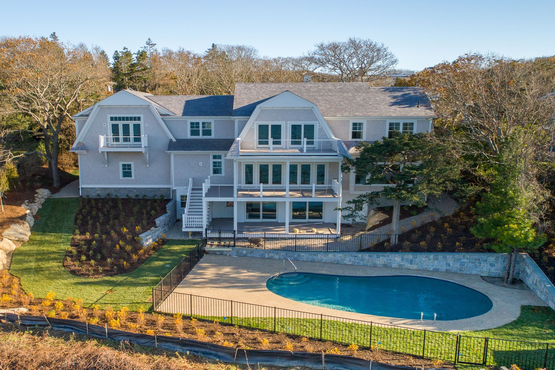 Single Family Home for Active at Spectacular Ocean Views 6 Uncatena N Falmouth, Massachusetts 02574 United States