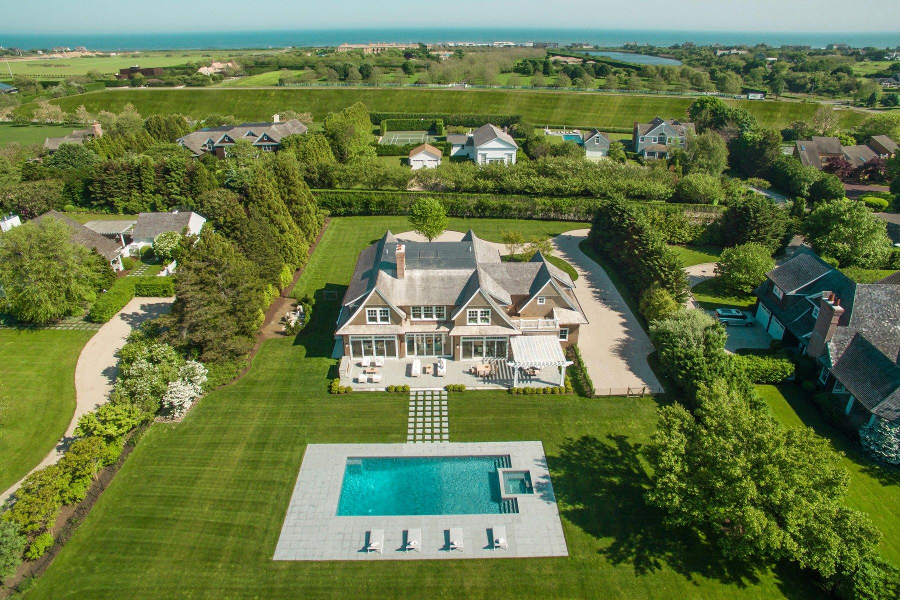 Additional photo for property listing at Sagaponack South of the Highway 46 Masefield Close Sagaponack, New York 11962 United States