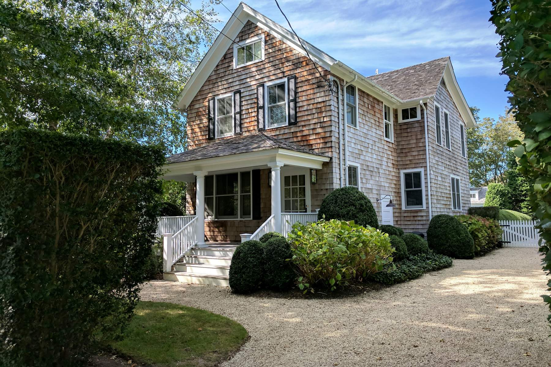 Single Family Home for Rent at Lovely Renovated Village Home w/Pool 47 Layton Avenue Southampton, New York 11968 United States