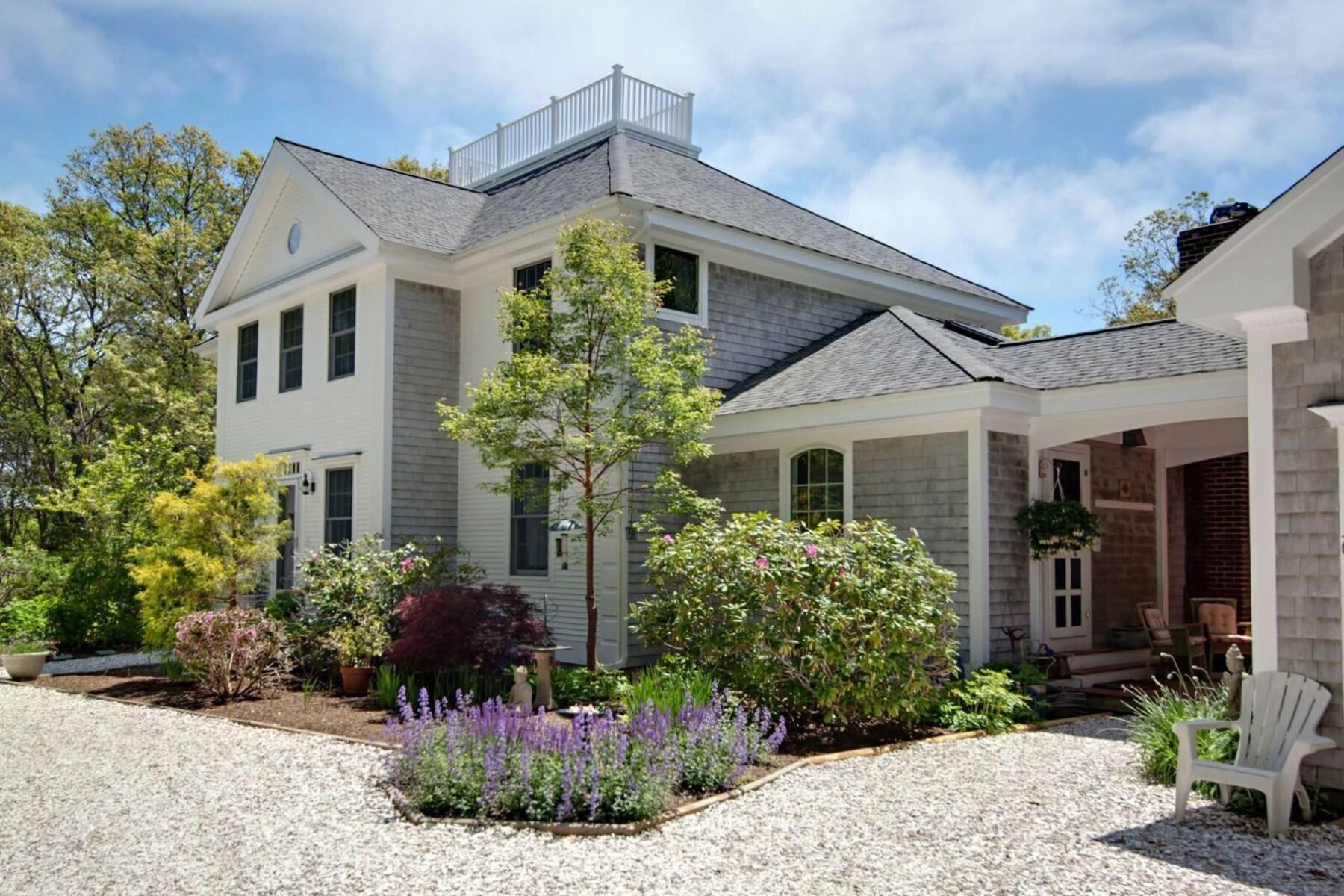 Nhà ở một gia đình vì Bán tại 20 Heron Way, Mashpee, MA Mashpee, Massachusetts, 02649 Hoa Kỳ