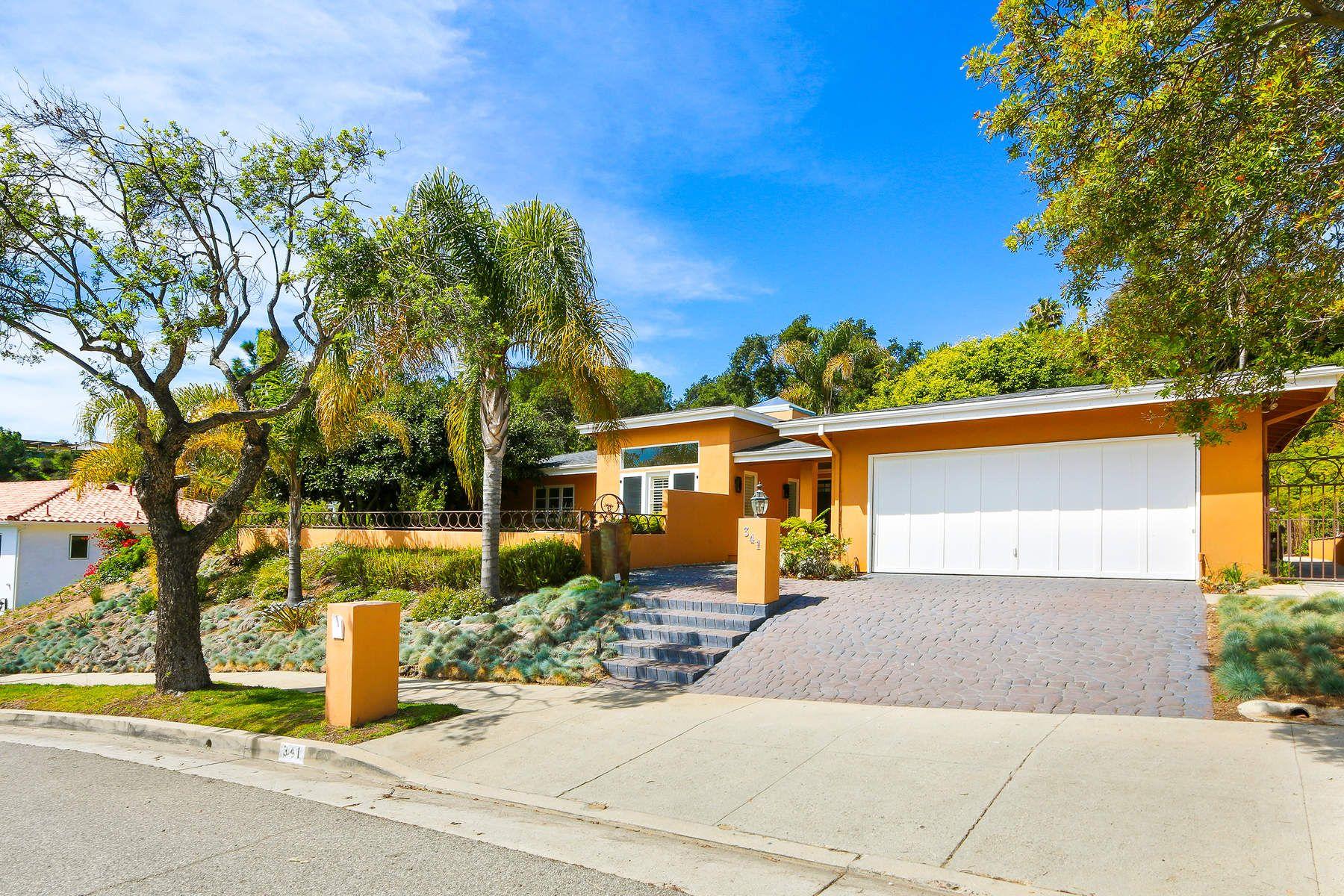 Tek Ailelik Ev için Satış at Pacific View Estates Beach Side Enclave. 341 Surfview Drive, Pacific Palisades, Kaliforniya, 90272 Amerika Birleşik Devletleri