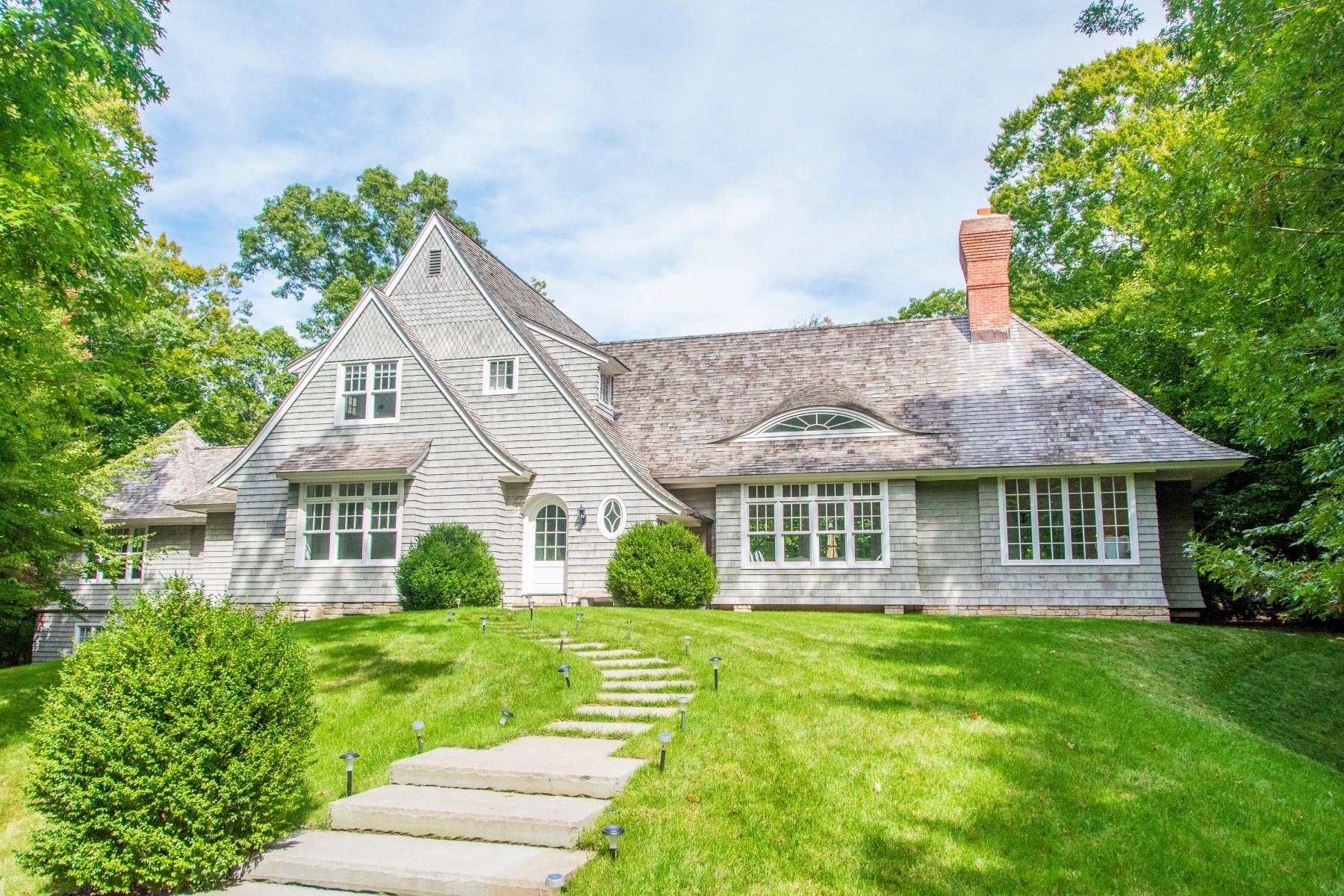 Single Family Home for Rent at Amagansett Bell Estate Amagansett, New York 11930 United States