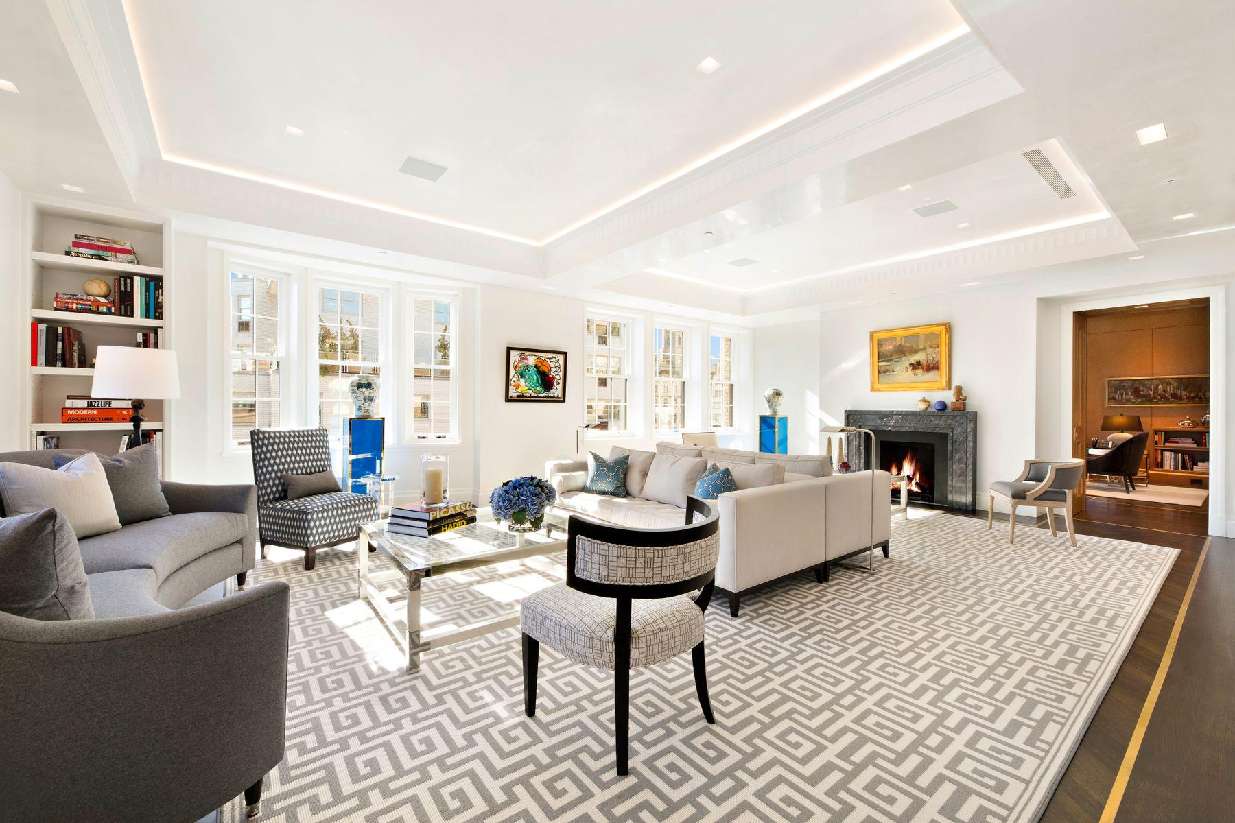 Condominium for Sale at Prewar Penthouse Condominium 11 East 68th Street Penthouse East, New York, New York 10065 United States