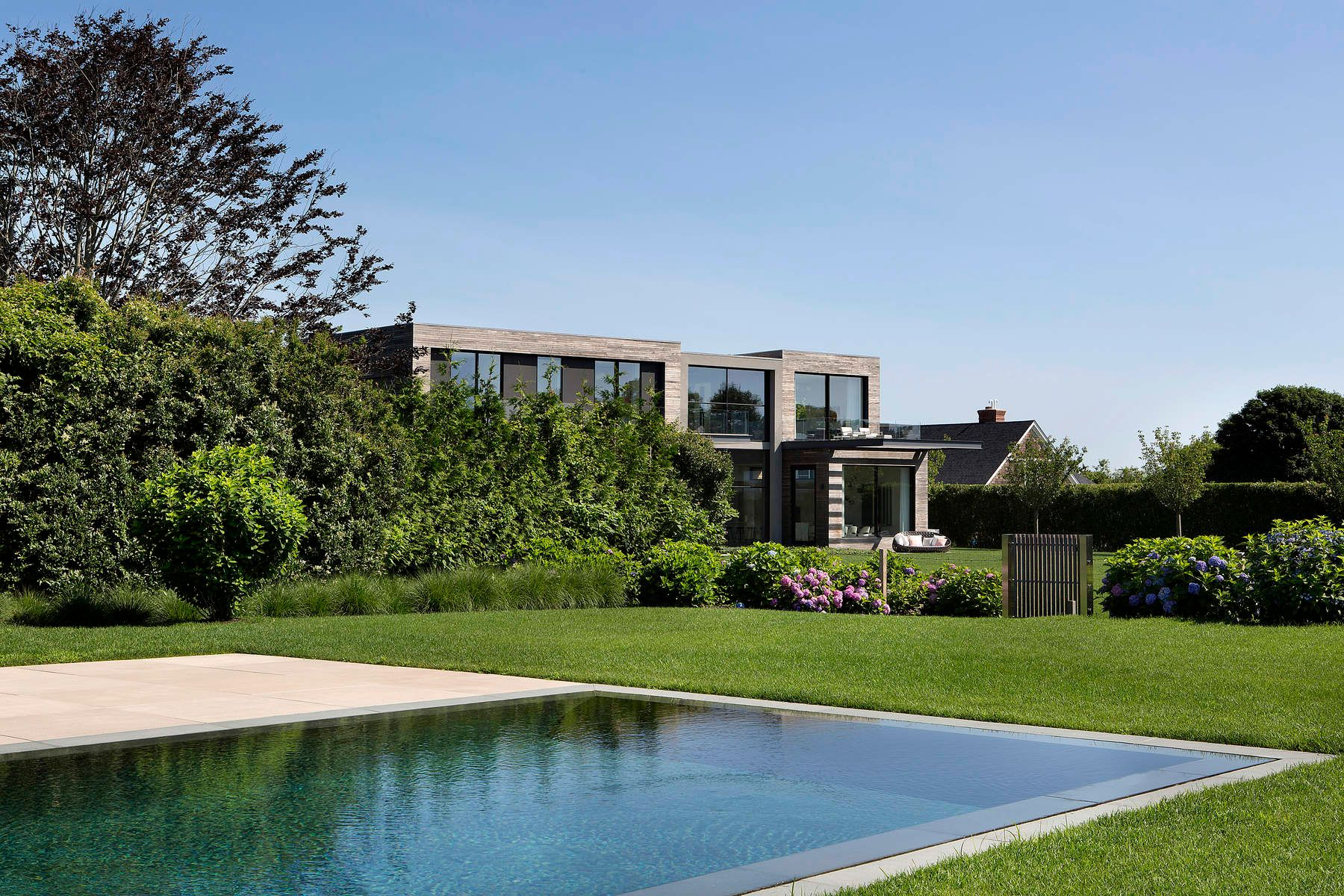 Single Family Home for Rent at Incredible Modern In Best Location Sagaponack, New York 11962 United States