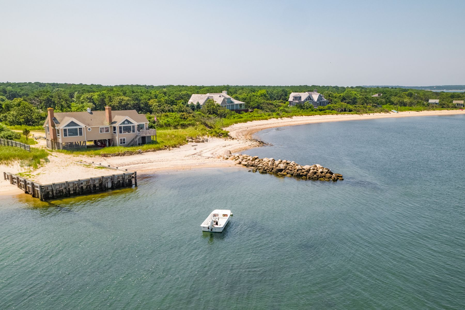 Single Family Home for Active at A Gem In Lazy Point Amagansett, New York 11930 United States