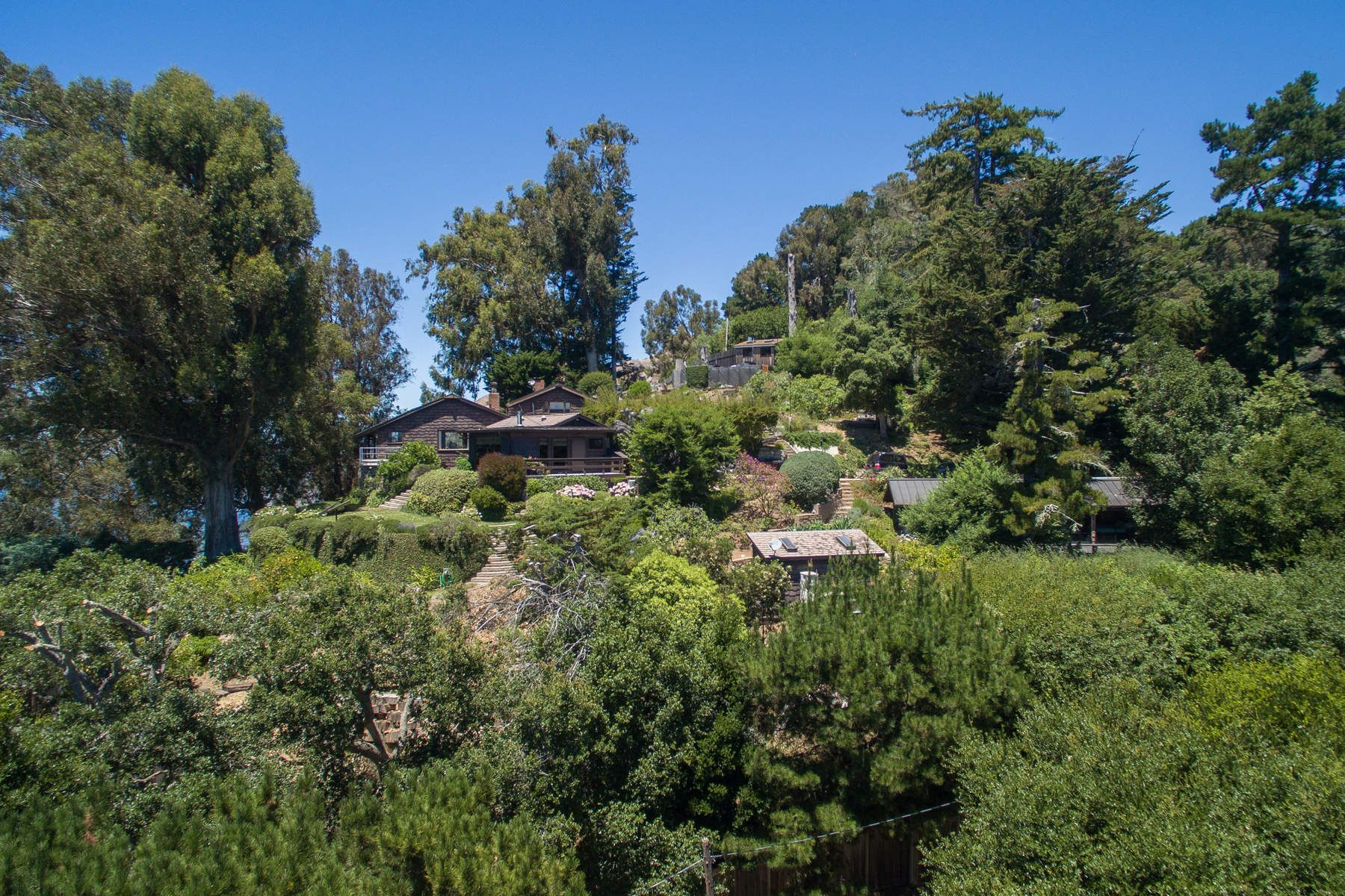 Single Family Homes for Sale at Point of Whales 51400 Partington Ridge Road Big Sur, California 93920 United States