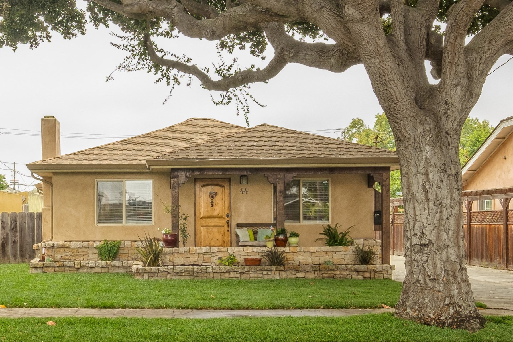 Single Family Home for Sale at Nicely Remodeled Home in Maple Park 44 Oak Street Salinas, California 93901 United States